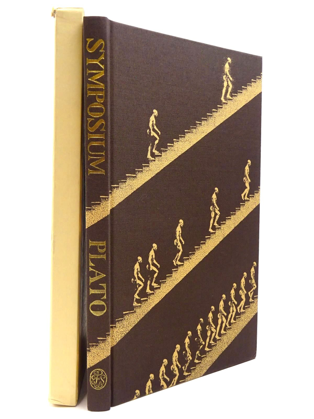 Photo of SYMPOSIUM written by Plato,<br />Quinton, Anthony illustrated by Phillips, Tom published by Folio Society (STOCK CODE: 2129691)  for sale by Stella & Rose's Books