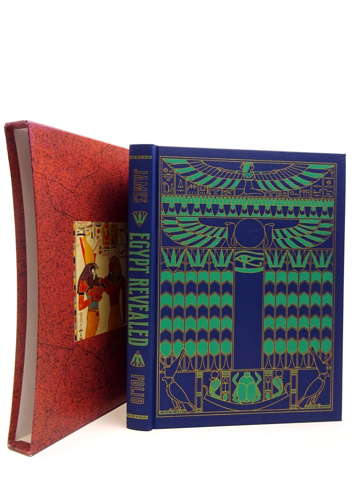 Photo of EGYPT REVEALED written by James, T.G.H. published by Folio Society (STOCK CODE: 2129696)  for sale by Stella & Rose's Books