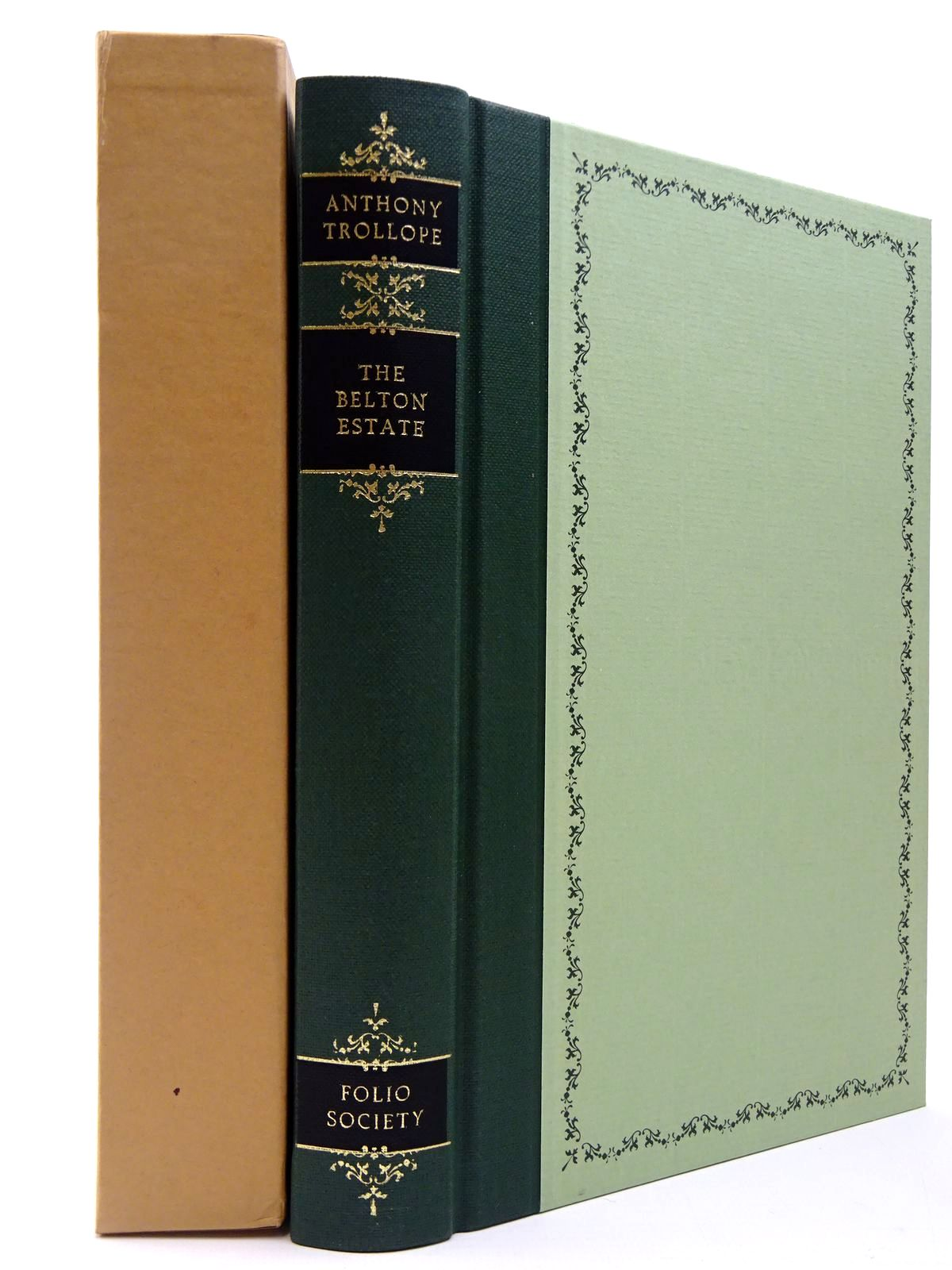 Photo of THE BELTON ESTATE written by Trollope, Anthony illustrated by Pendle, Alexy published by Folio Society (STOCK CODE: 2129715)  for sale by Stella & Rose's Books