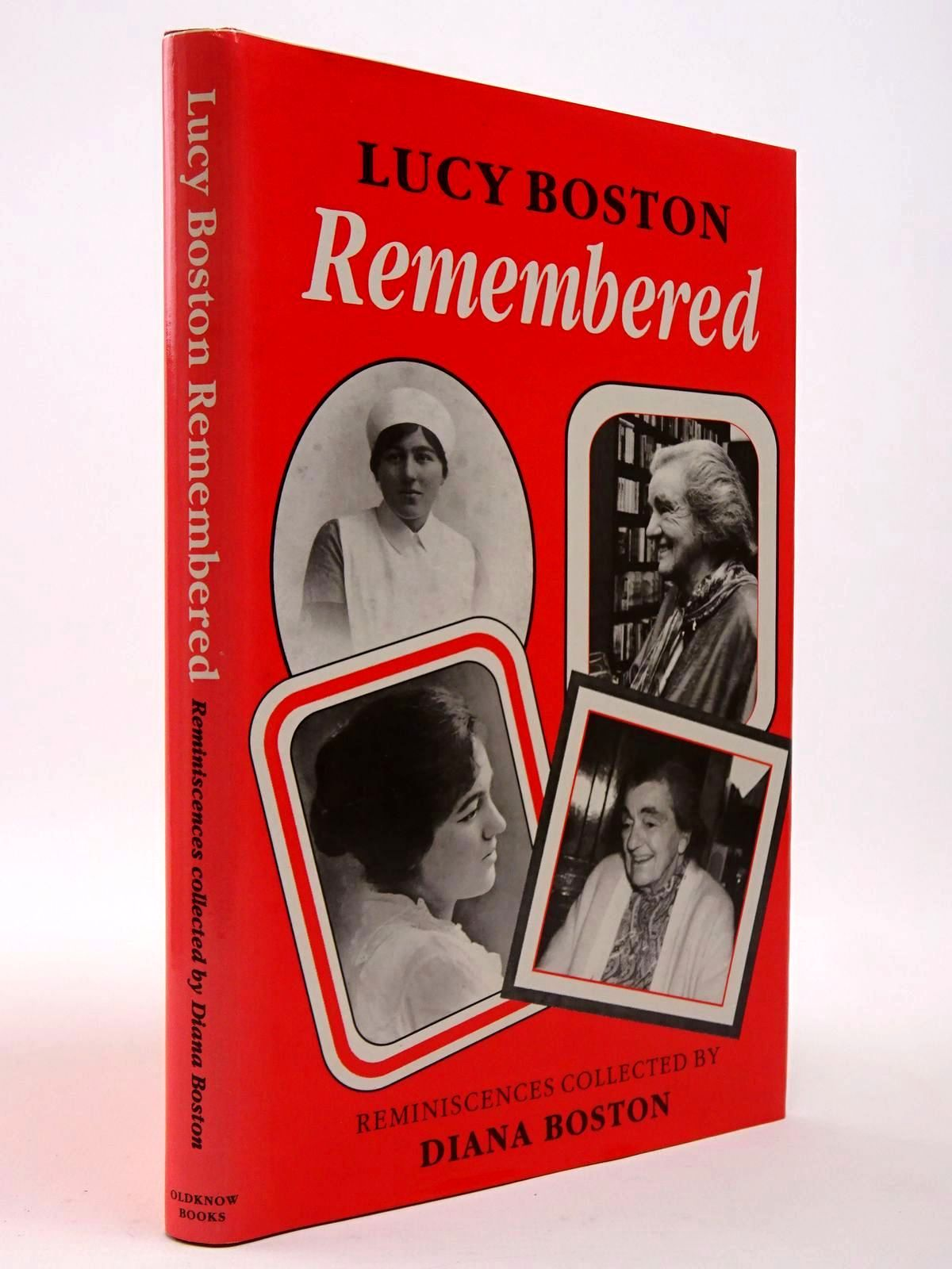 Photo of LUCY BOSTON REMEMBERED written by Boston, Diana<br />Butts, Dennis<br />Ferguson, Howard<br />et al, published by Oldknow Books (STOCK CODE: 2129734)  for sale by Stella & Rose's Books
