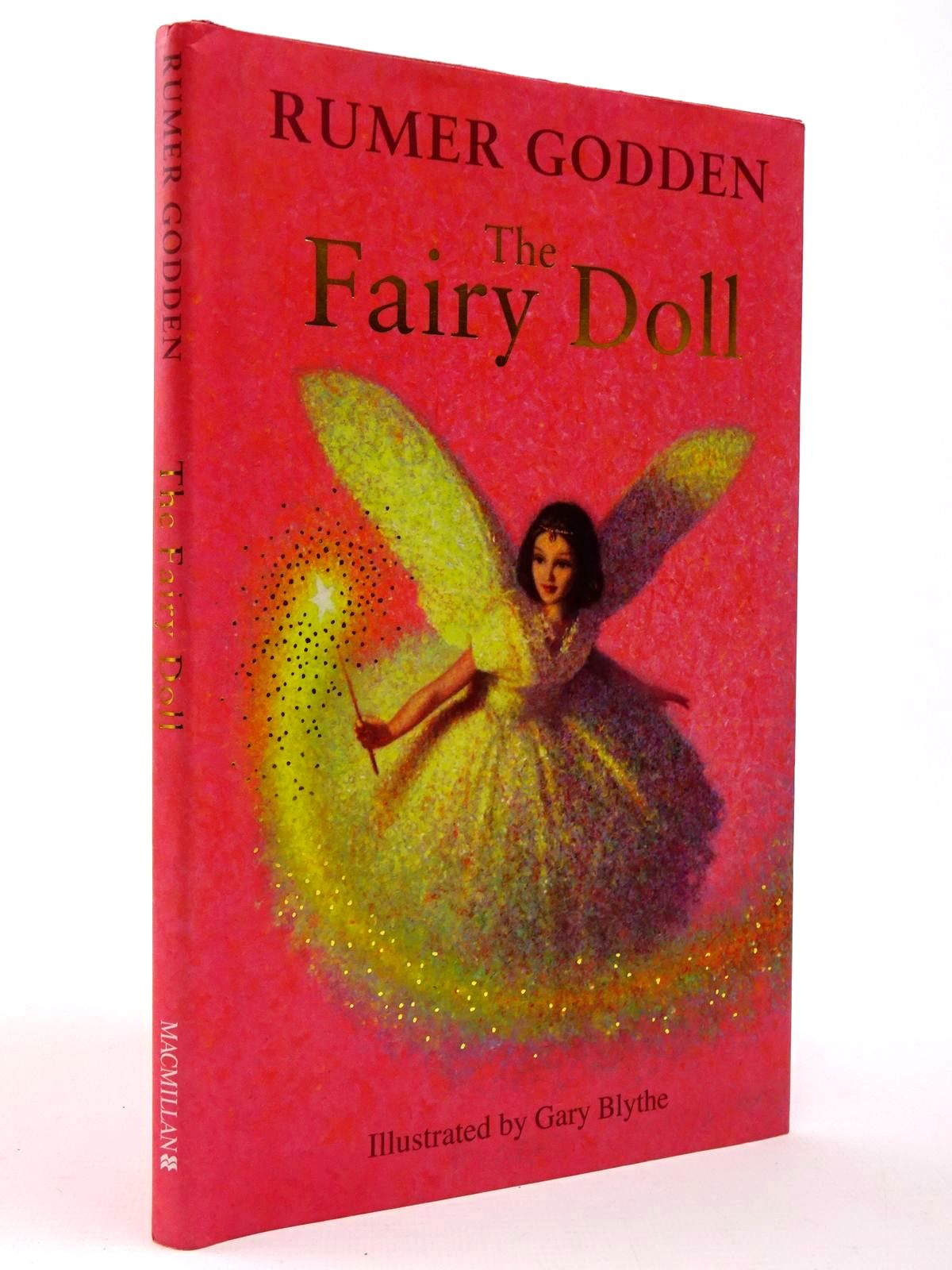 Photo of THE FAIRY DOLL written by Godden, Rumer illustrated by Blythe, Gary published by Macmillan Children's Books (STOCK CODE: 2129735)  for sale by Stella & Rose's Books