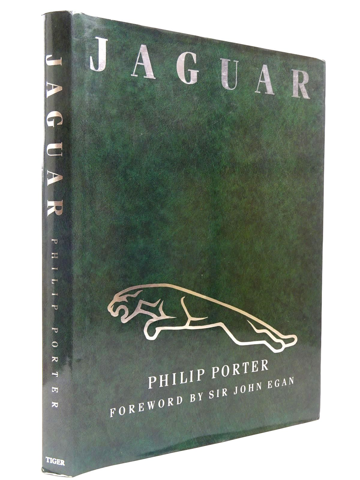 Photo of JAGUAR HISTORY OF A CLASSIC MARQUE written by Porter, Philip published by Tiger Books International (STOCK CODE: 2129750)  for sale by Stella & Rose's Books