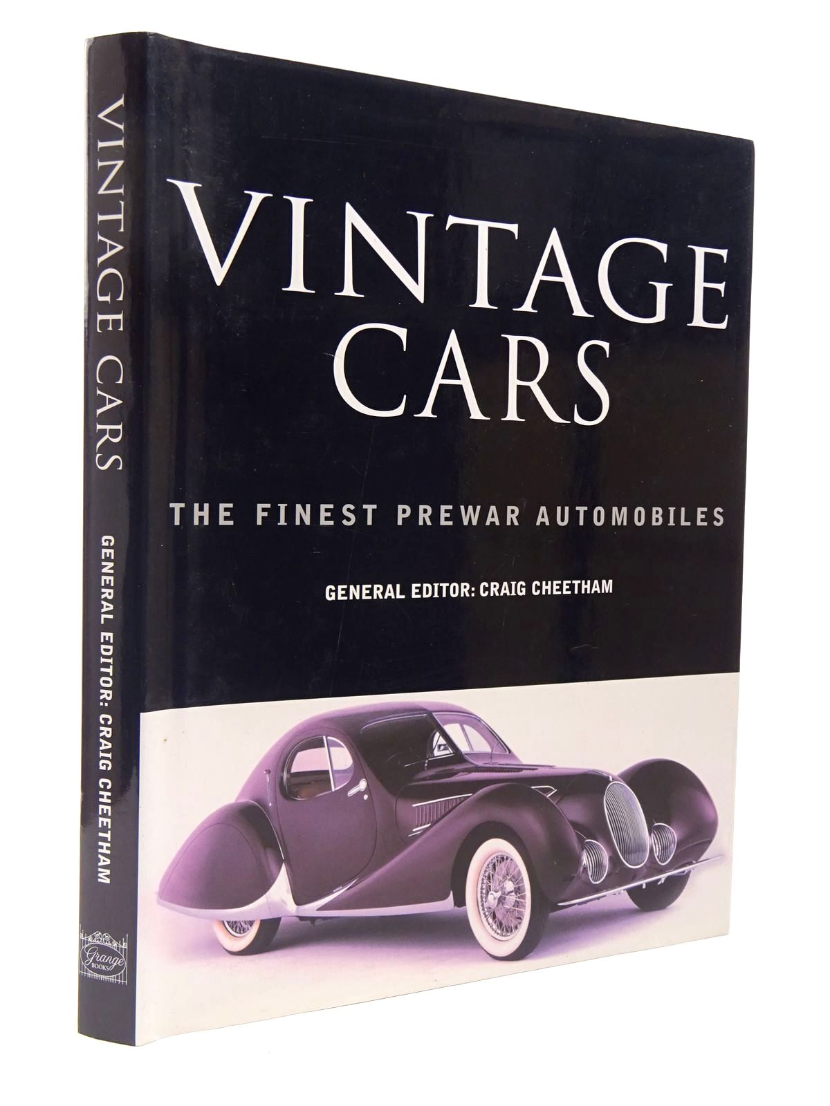 Photo of VINTAGE CARS THE FINEST PREWAR AUTOMOBILES written by Cheetham, Craig published by Grange Books (STOCK CODE: 2129753)  for sale by Stella & Rose's Books