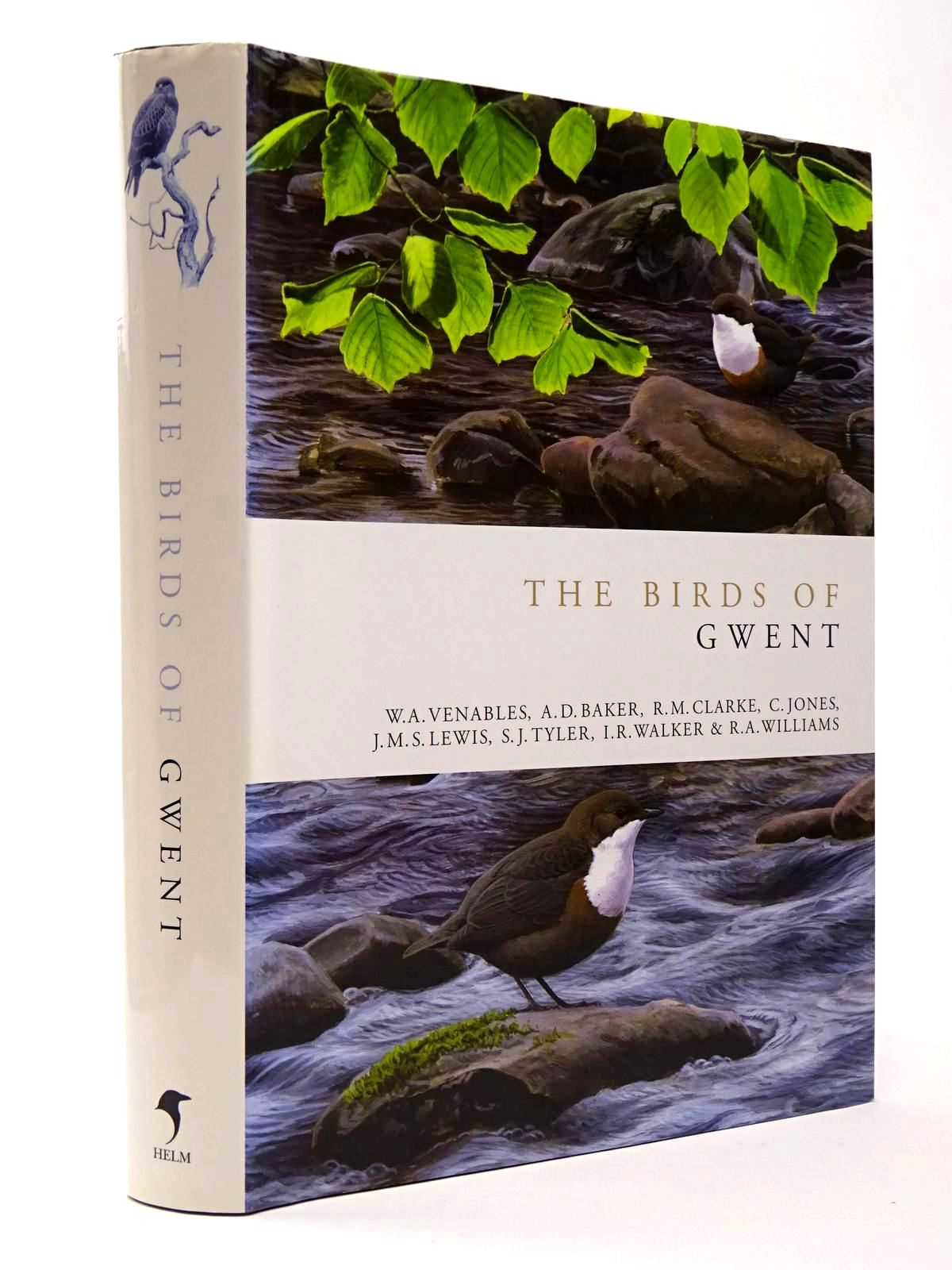 Photo of THE BIRDS OF GWENT written by Venables, W.A.<br />Baker, A.D.<br />et al, published by Christopher Helm (STOCK CODE: 2129769)  for sale by Stella & Rose's Books