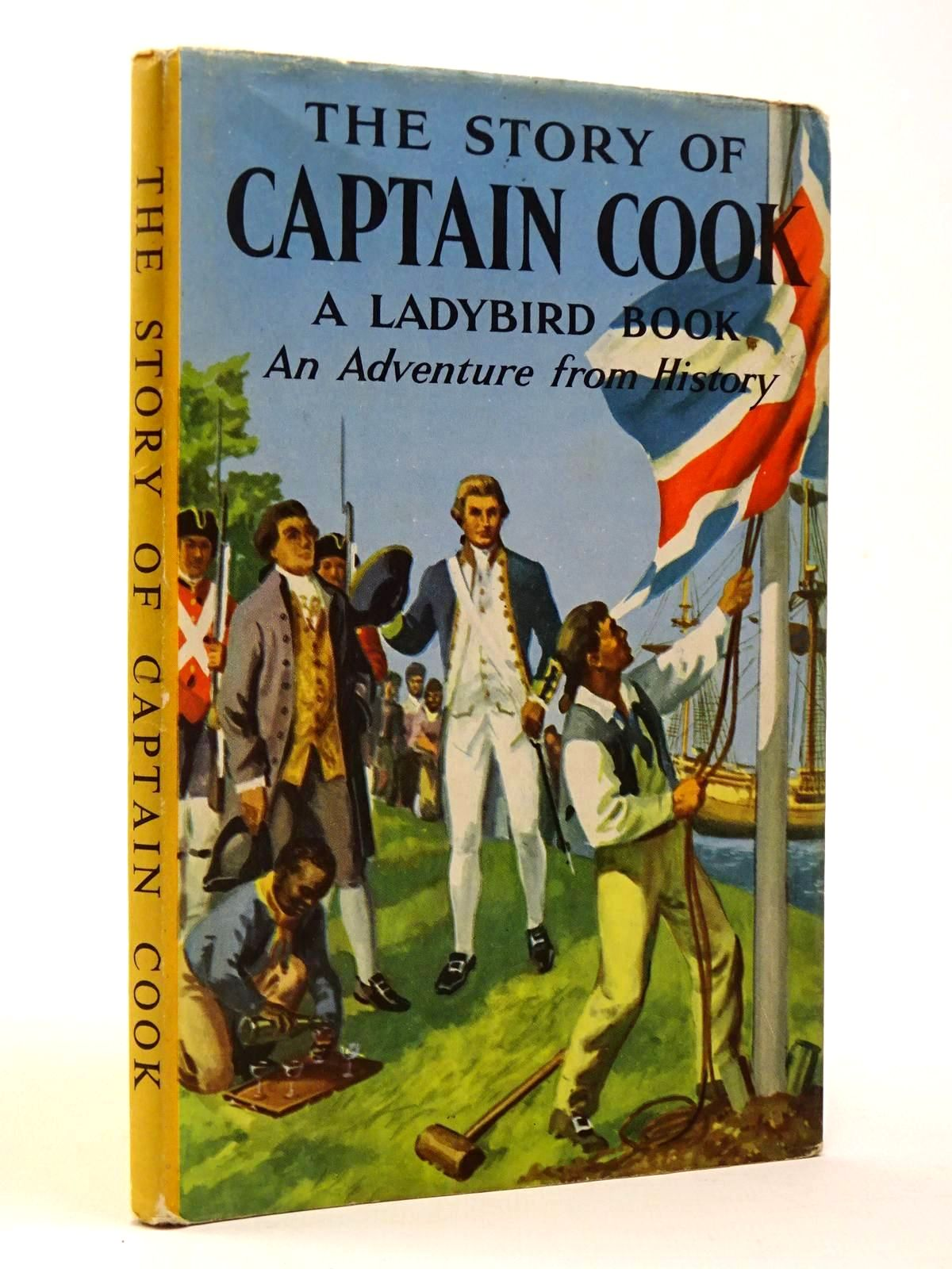 Photo of THE STORY OF CAPTAIN COOK written by Peach, L. Du Garde illustrated by Kenney, John published by Wills & Hepworth Ltd. (STOCK CODE: 2129804)  for sale by Stella & Rose's Books