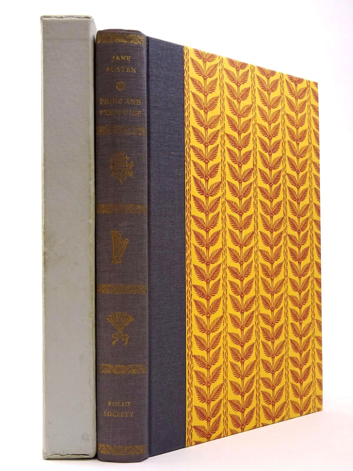 Photo of PRIDE AND PREJUDICE written by Austen, Jane illustrated by Hassall, Joan published by Folio Society (STOCK CODE: 2129821)  for sale by Stella & Rose's Books
