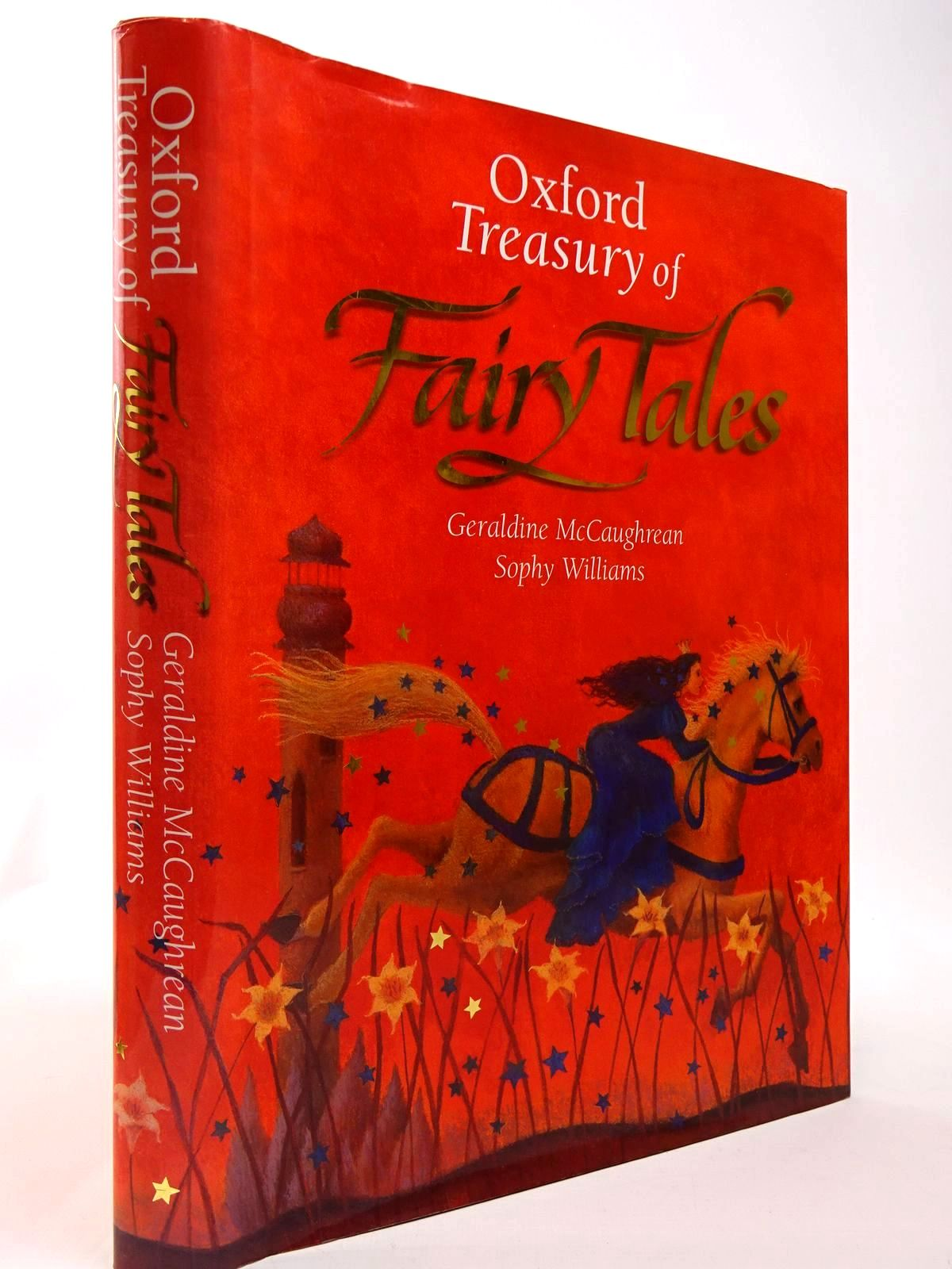 Photo of OXFORD TREASURY OF FAIRY TALES written by McCaughrean, Geraldine illustrated by Williams, Sophy published by Oxford University Press (STOCK CODE: 2129830)  for sale by Stella & Rose's Books