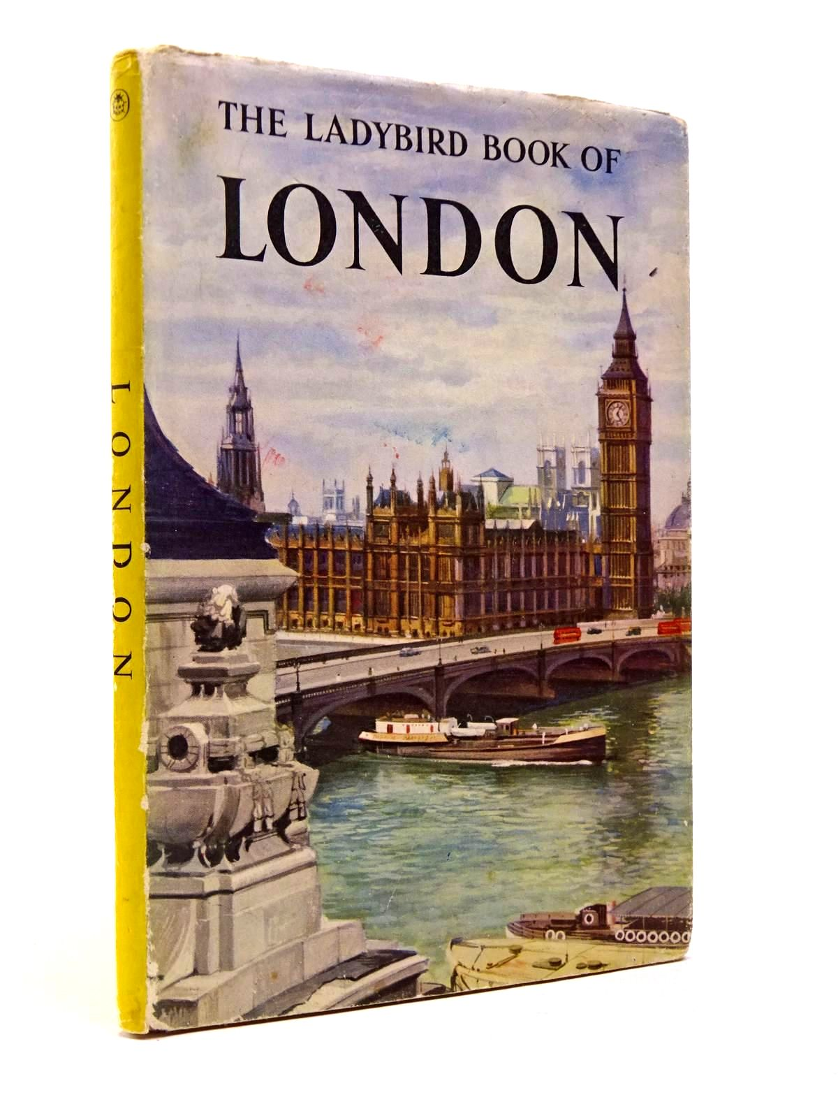 Photo of THE LADYBIRD BOOK OF LONDON