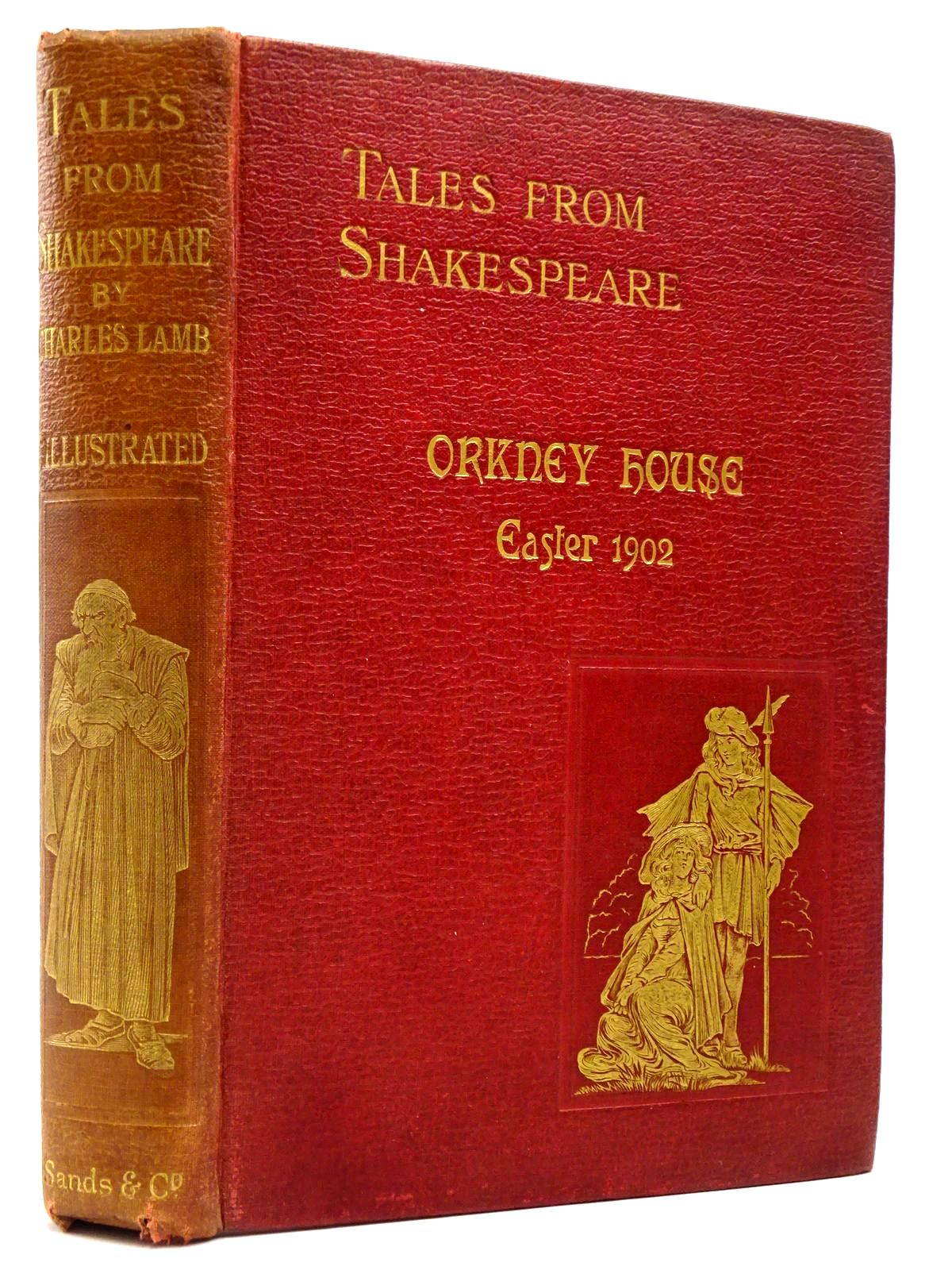 Photo of TALES FROM SHAKESPEARE written by Lamb, Charles<br />Shakespeare, William illustrated by Robinson, W. Heath published by Sands & Co. (STOCK CODE: 2129855)  for sale by Stella & Rose's Books