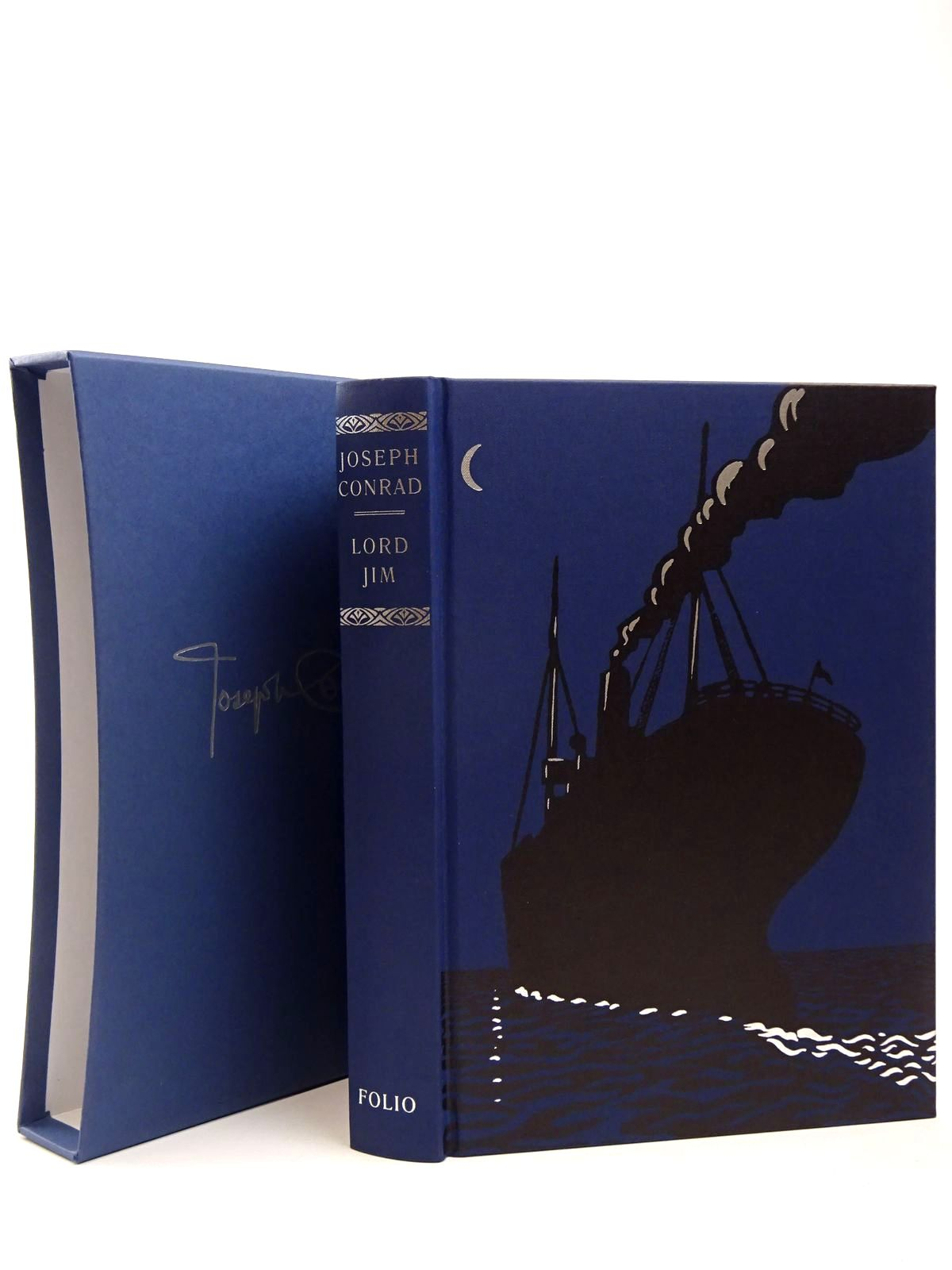 Photo of LORD JIM written by Conrad, Joseph illustrated by Mosley, Francis published by Folio Society (STOCK CODE: 2129913)  for sale by Stella & Rose's Books