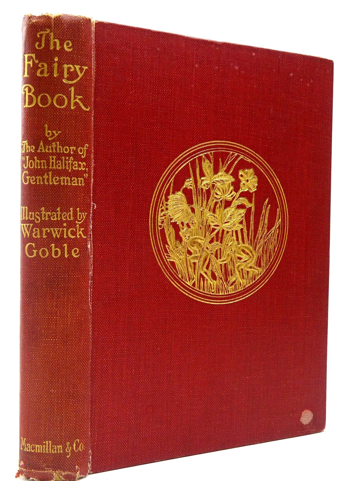 Photo of THE FAIRY BOOK written by Craik, Mrs. Dinah illustrated by Goble, Warwick published by Macmillan & Co. Ltd. (STOCK CODE: 2129973)  for sale by Stella & Rose's Books