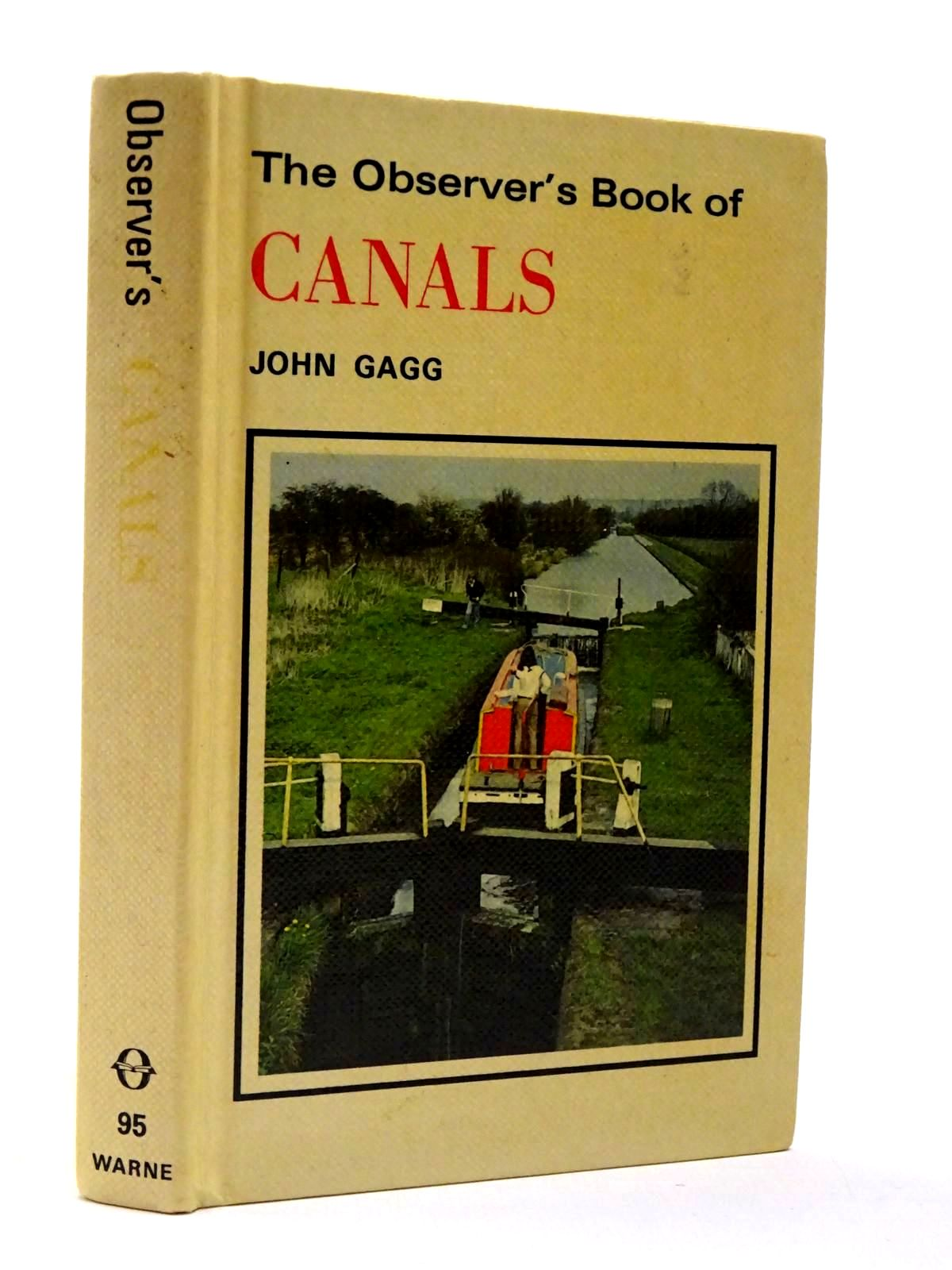 Photo of THE OBSERVER'S BOOK OF CANALS