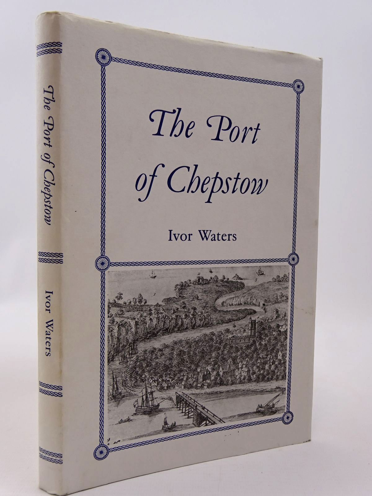 Photo of THE PORT OF CHEPSTOW written by Waters, Ivor illustrated by Waters, Mercedes<br />Woodfield, Bryan published by Moss Rose Press (STOCK CODE: 2130004)  for sale by Stella & Rose's Books