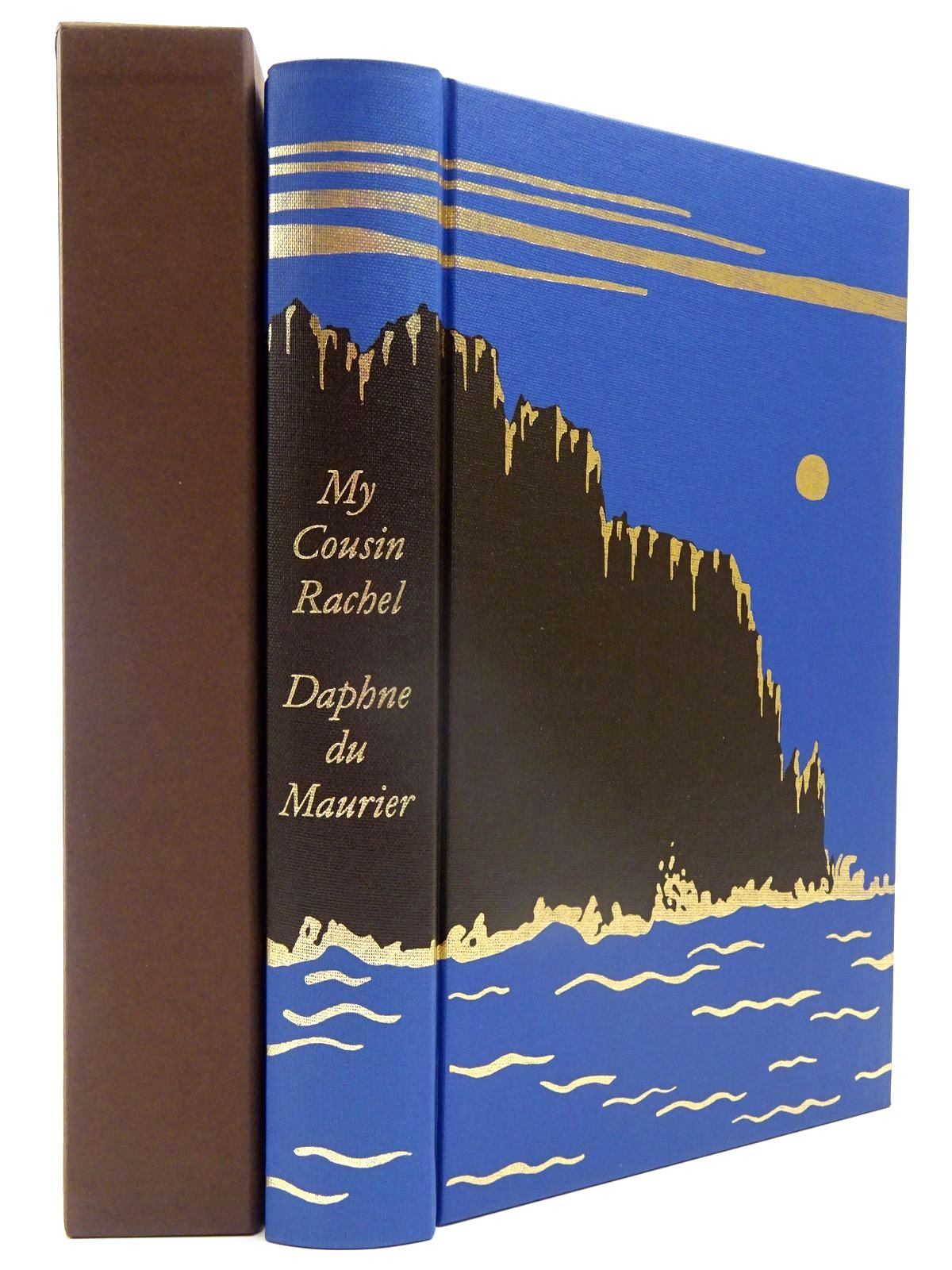 Photo of MY COUSIN RACHEL written by Du Maurier, Daphne illustrated by Clark, Emma Chichester published by Folio Society (STOCK CODE: 2130064)  for sale by Stella & Rose's Books