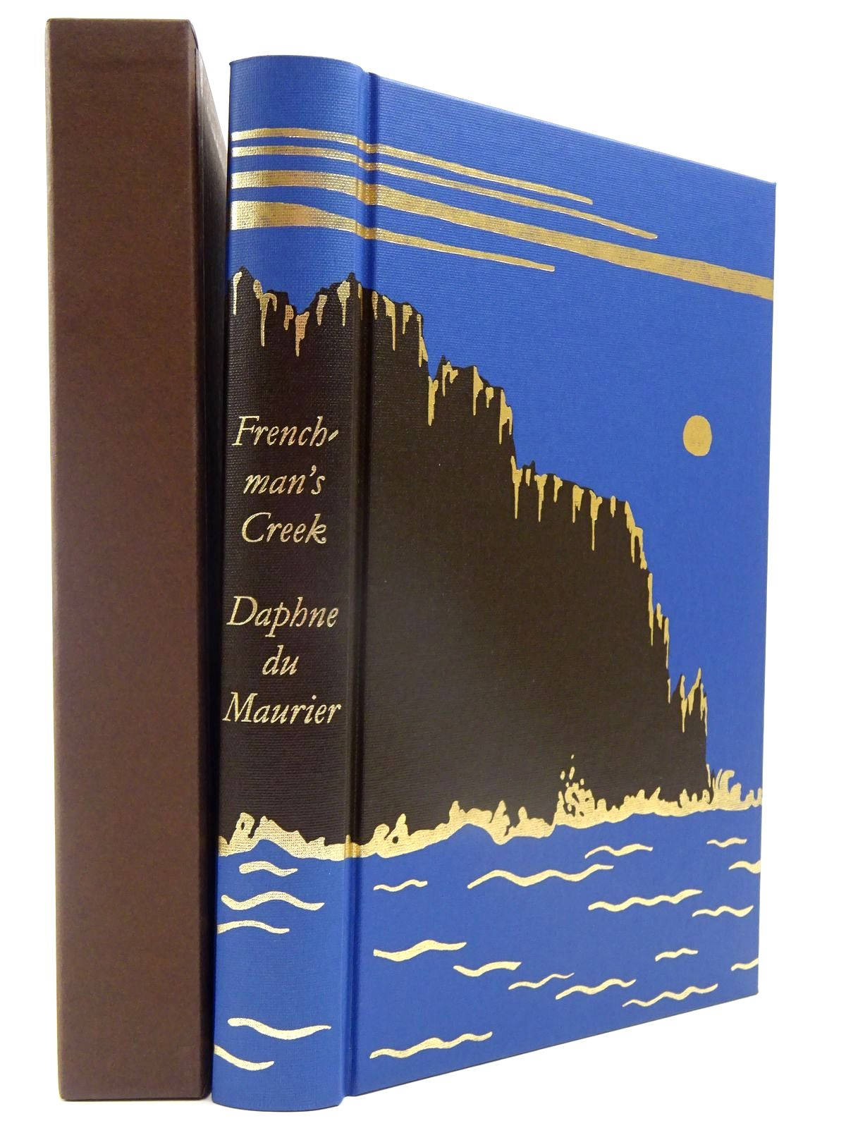 Photo of FRENCHMAN'S CREEK written by Du Maurier, Daphne illustrated by Clark, Emma Chichester published by Folio Society (STOCK CODE: 2130067)  for sale by Stella & Rose's Books