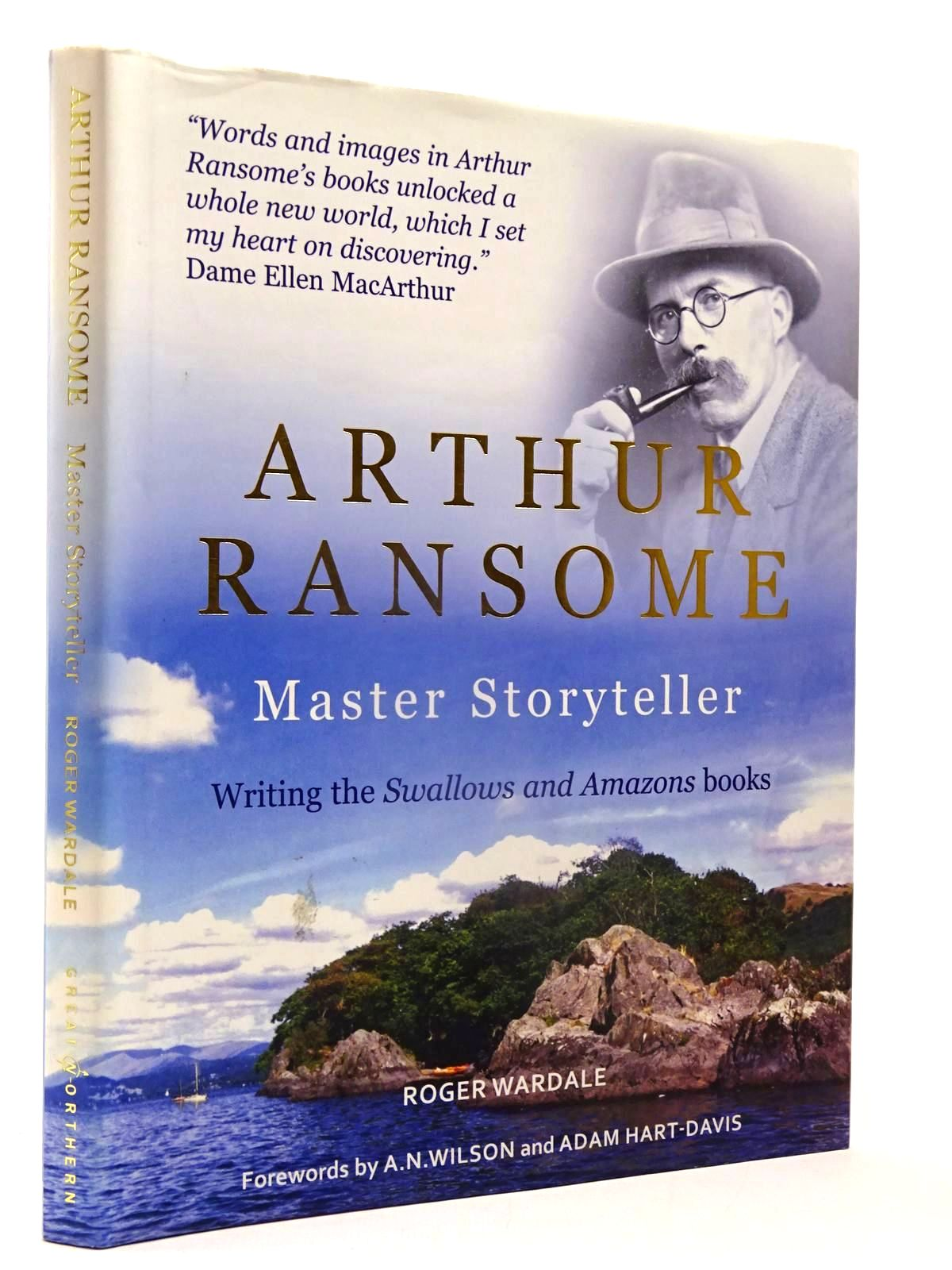 Photo of ARTHUR RANSOME MASTER STORYTELLER written by Wardale, Roger published by Great Northern Books (STOCK CODE: 2130101)  for sale by Stella & Rose's Books