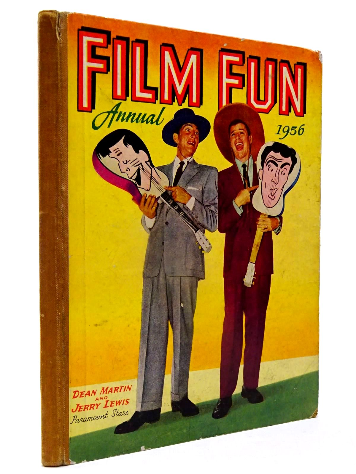 Photo of FILM FUN ANNUAL 1956 published by The Amalgamated Press (STOCK CODE: 2130116)  for sale by Stella & Rose's Books