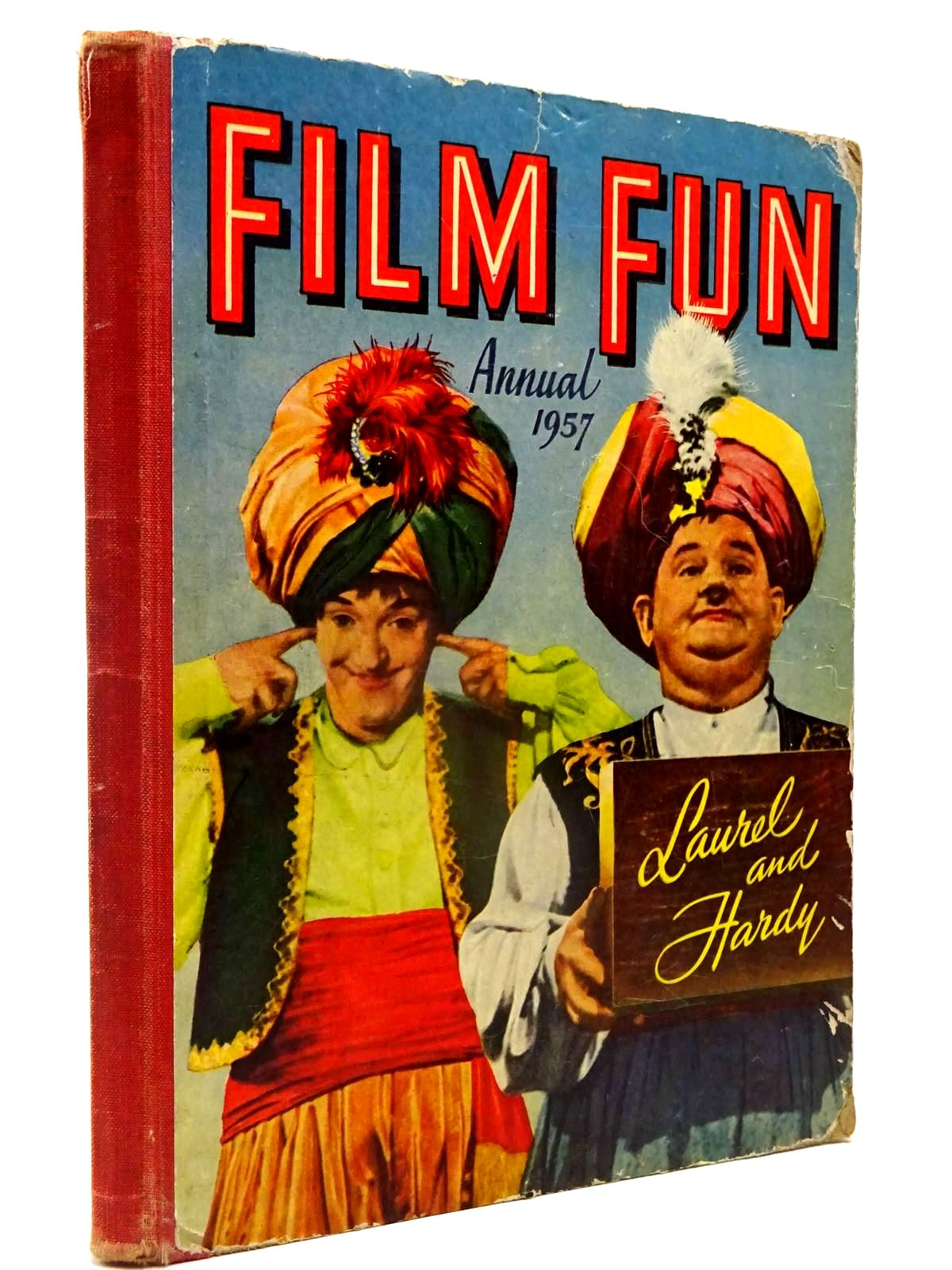Photo of FILM FUN ANNUAL 1957 published by The Amalgamated Press (STOCK CODE: 2130117)  for sale by Stella & Rose's Books