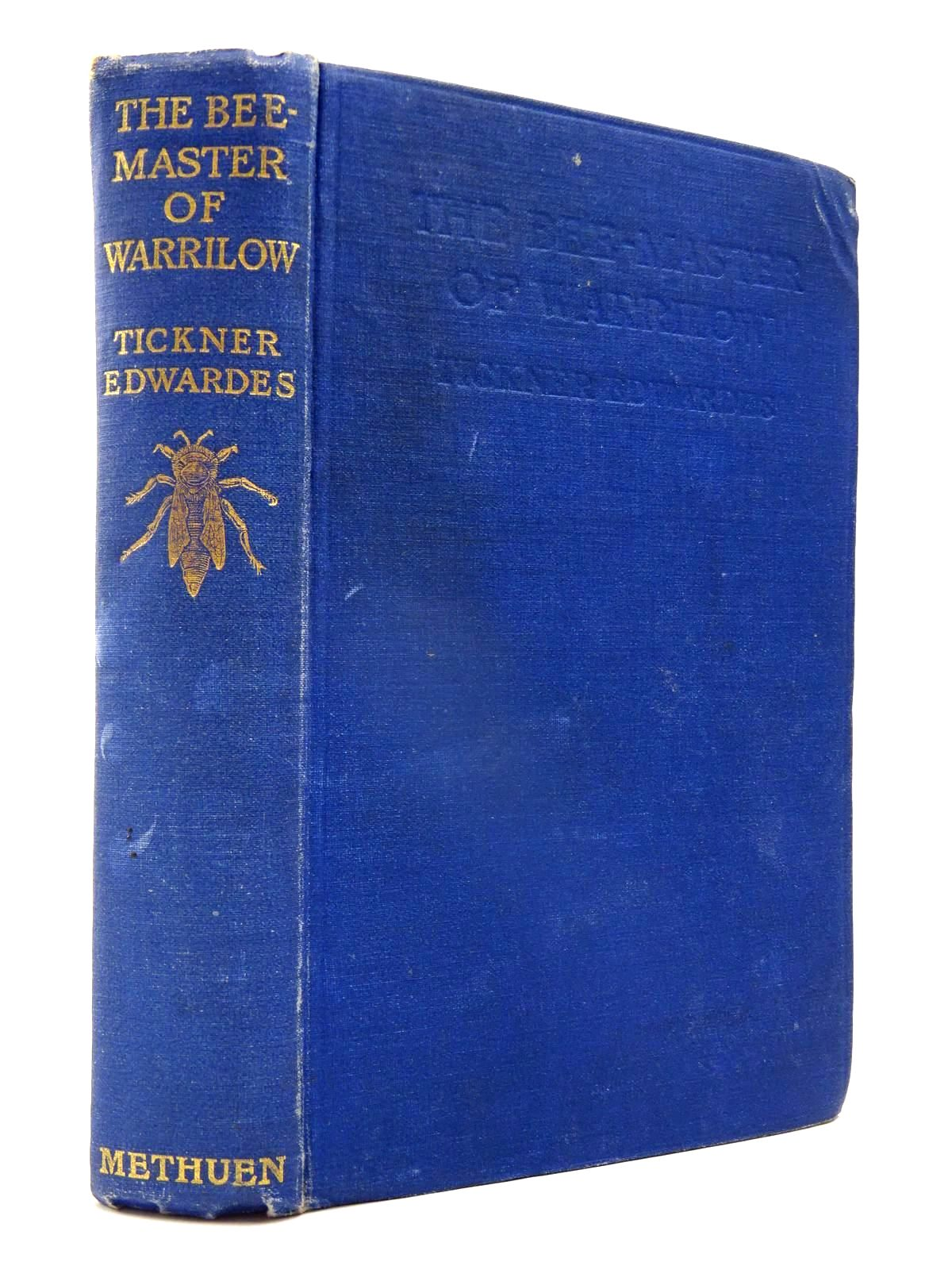 Photo of THE BEE-MASTER OF WARRILOW written by Edwardes, Tickner published by Methuen & Co. Ltd. (STOCK CODE: 2130121)  for sale by Stella & Rose's Books
