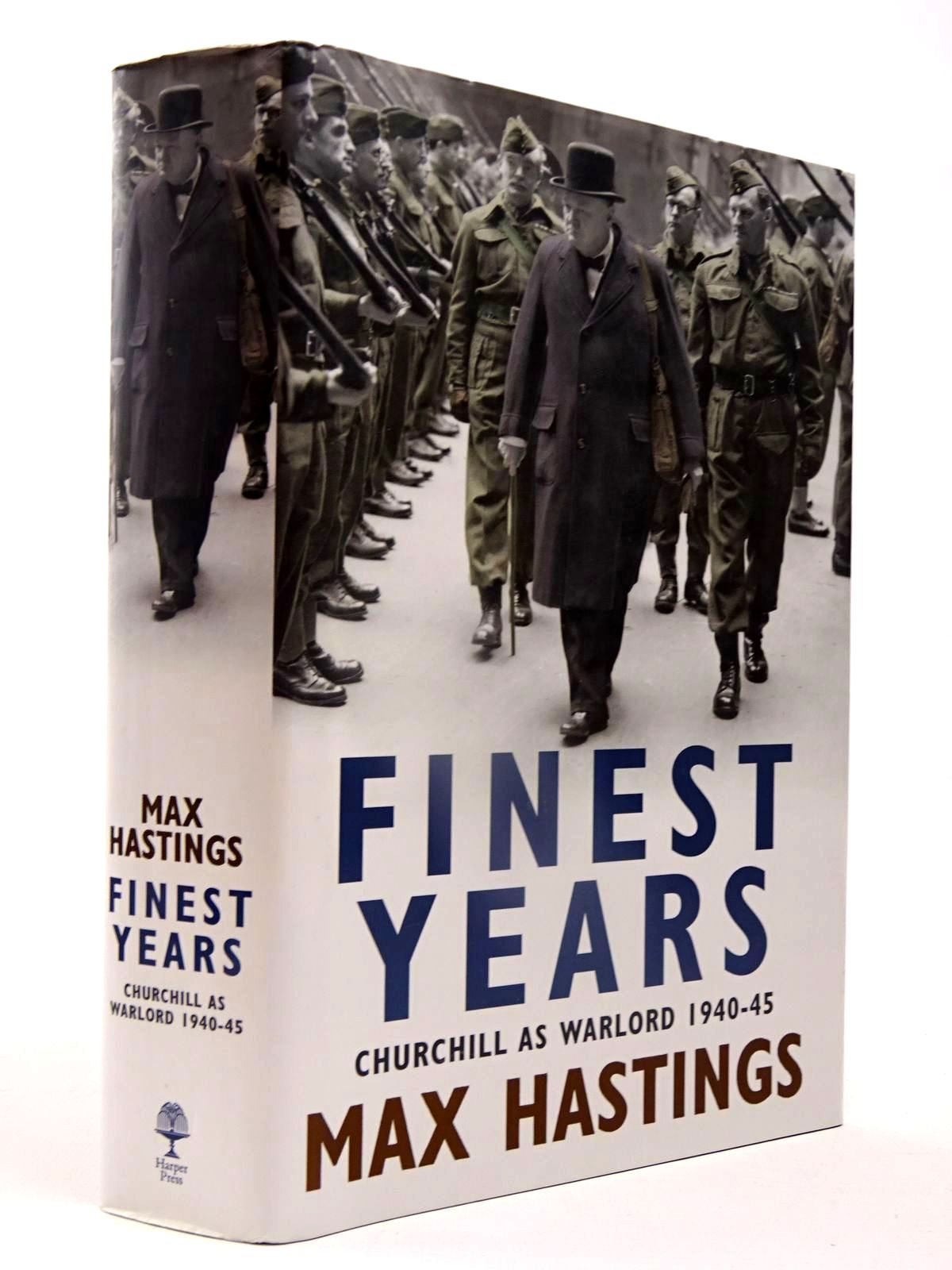Photo of FINEST YEARS written by Hastings, Max published by Harper Press (STOCK CODE: 2130123)  for sale by Stella & Rose's Books