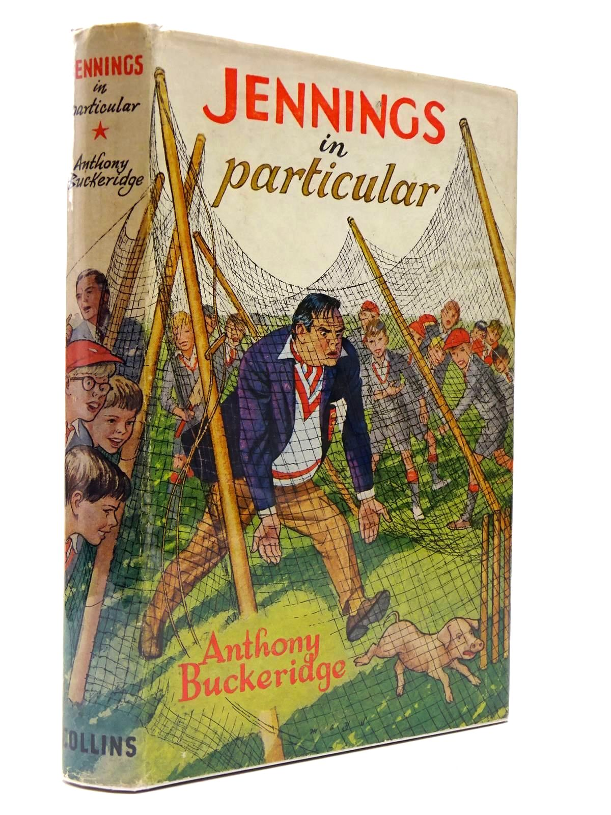 Photo of JENNINGS IN PARTICULAR- Stock Number: 2130164