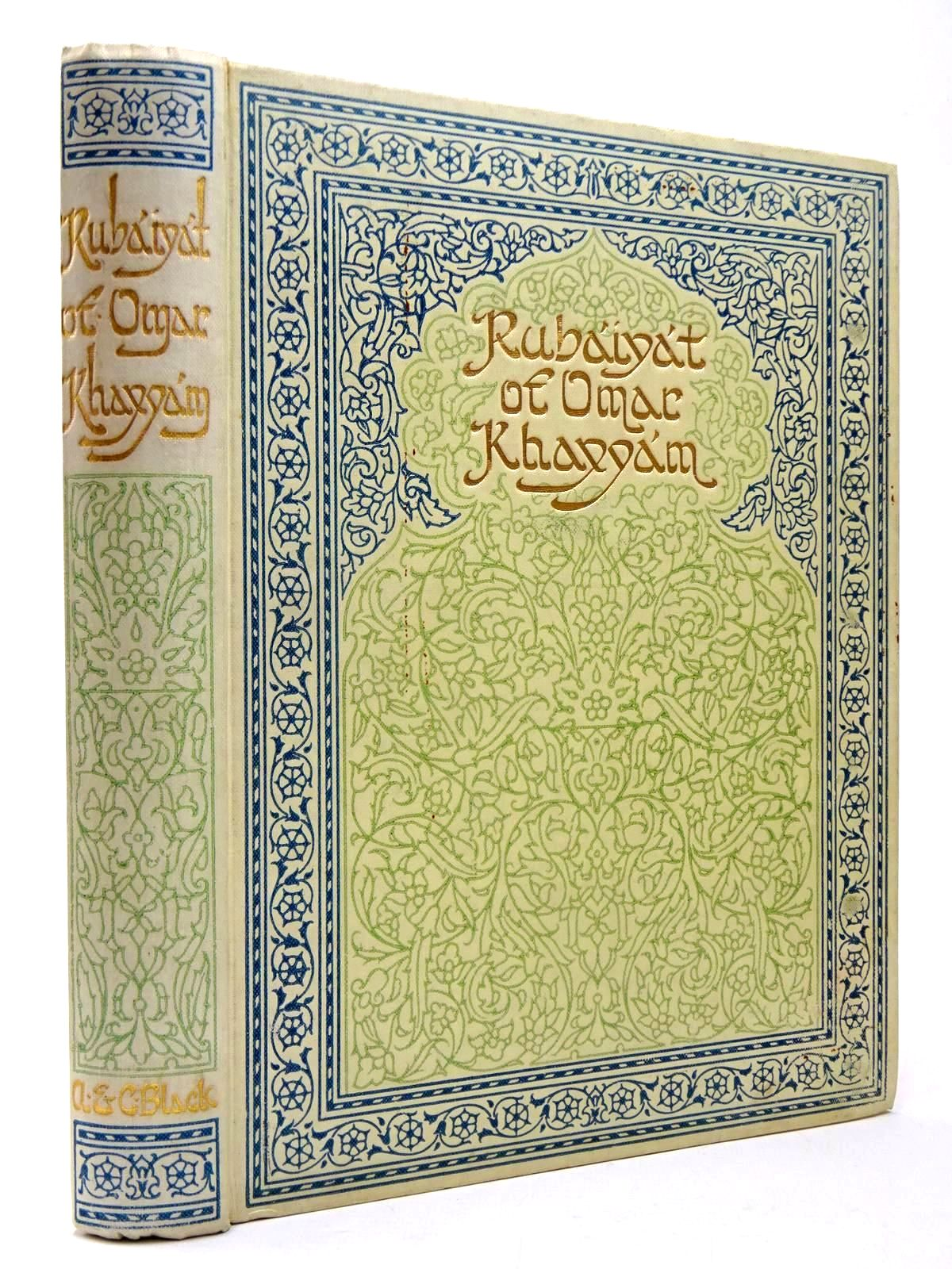 Photo of RUBAIYAT OF OMAR KHAYYAM written by Fitzgerald, Edward<br />Nicholson, R.A. illustrated by James, Gilbert published by Adam & Charles Black (STOCK CODE: 2130263)  for sale by Stella & Rose's Books