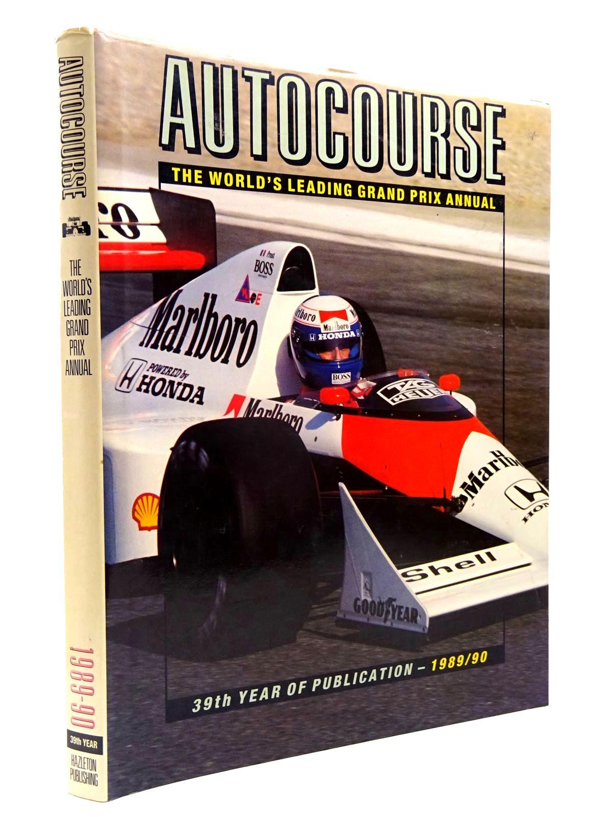 Photo of AUTOCOURSE 1989-90