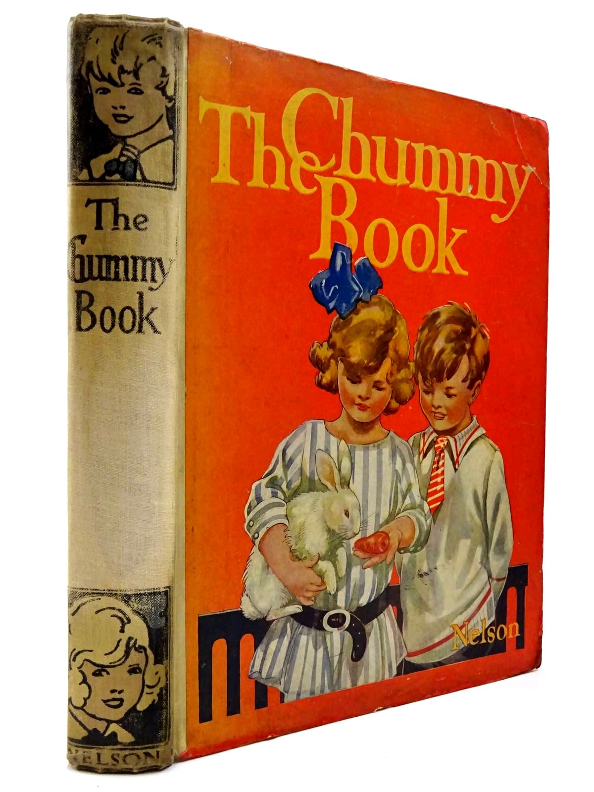Photo of THE CHUMMY BOOK - SEVENTH YEAR written by Chisholm, Edwin<br />Russell, Dorothy<br />Talbot, Ethel<br />Brazil, Angela<br />et al,  illustrated by Wood, Lawson<br />Attwell, Mabel Lucie<br />Pearse, S.B.<br />Anderson, Anne<br />et al.,  published by Thomas Nelson and Sons Ltd. (STOCK CODE: 2130301)  for sale by Stella & Rose's Books