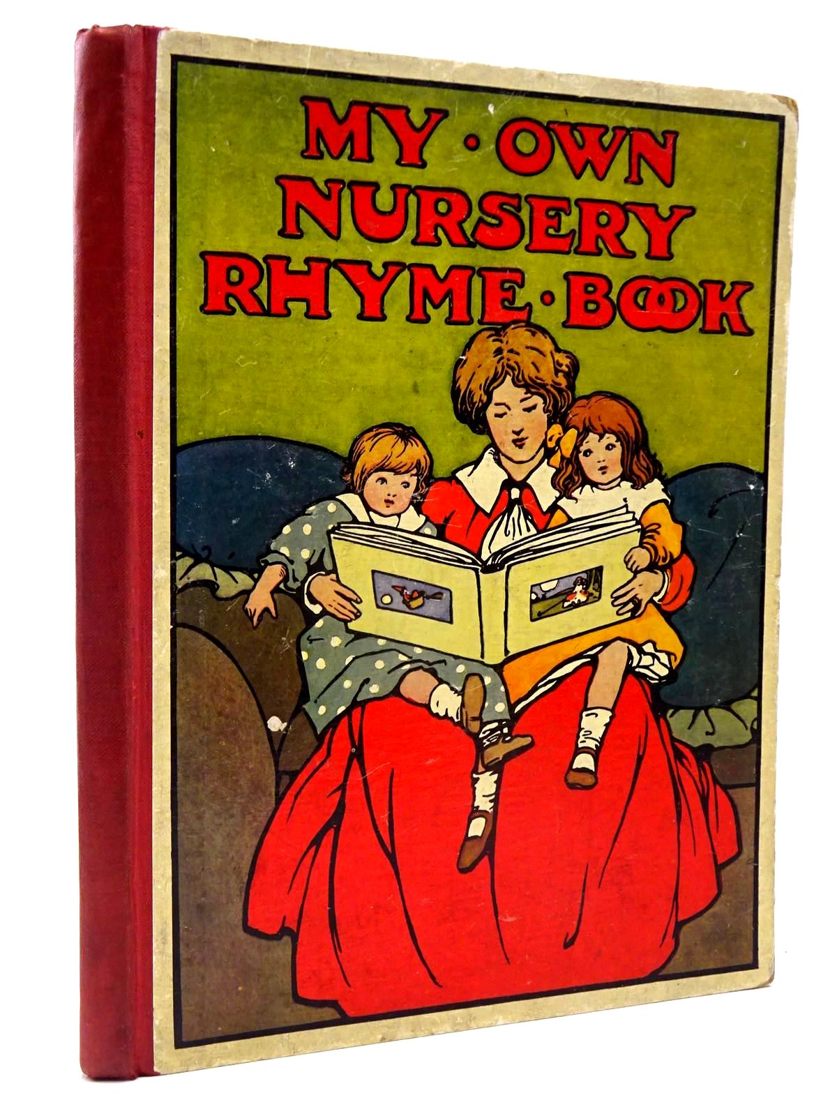 Photo of MY OWN NURSERY RHYME BOOK illustrated by Jacobs, Helen published by Henry Frowde, Hodder & Stoughton (STOCK CODE: 2130306)  for sale by Stella & Rose's Books