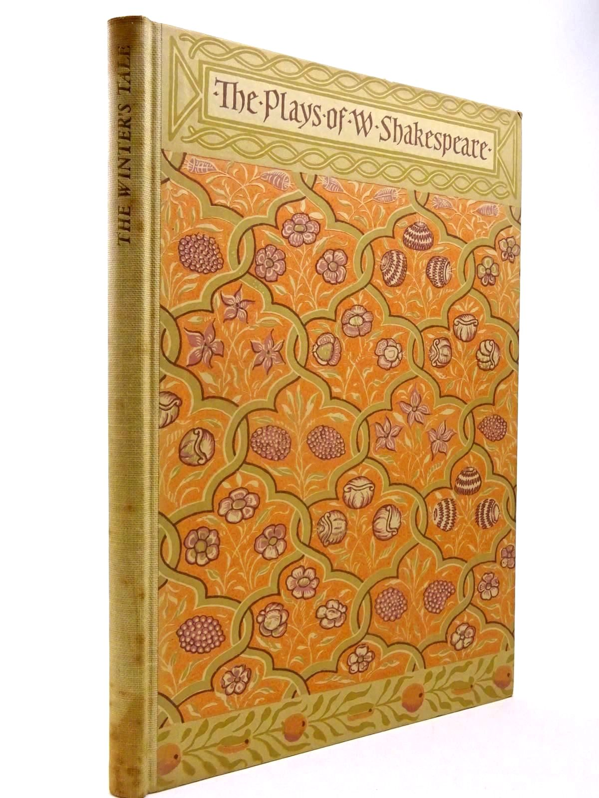 Photo of THE WINTER'S TALE written by Shakespeare, William<br />Farjeon, Herbert illustrated by Rutherston, Albert published by The Limited Editions Club (STOCK CODE: 2130311)  for sale by Stella & Rose's Books