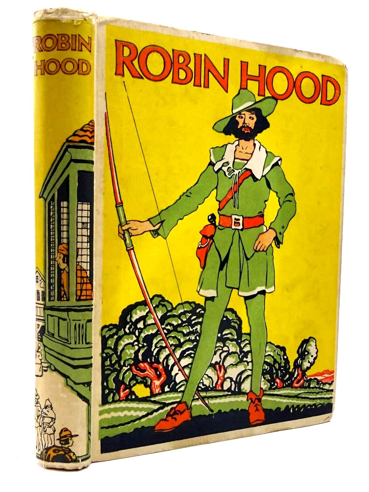 Photo of STORIES OF ROBIN HOOD