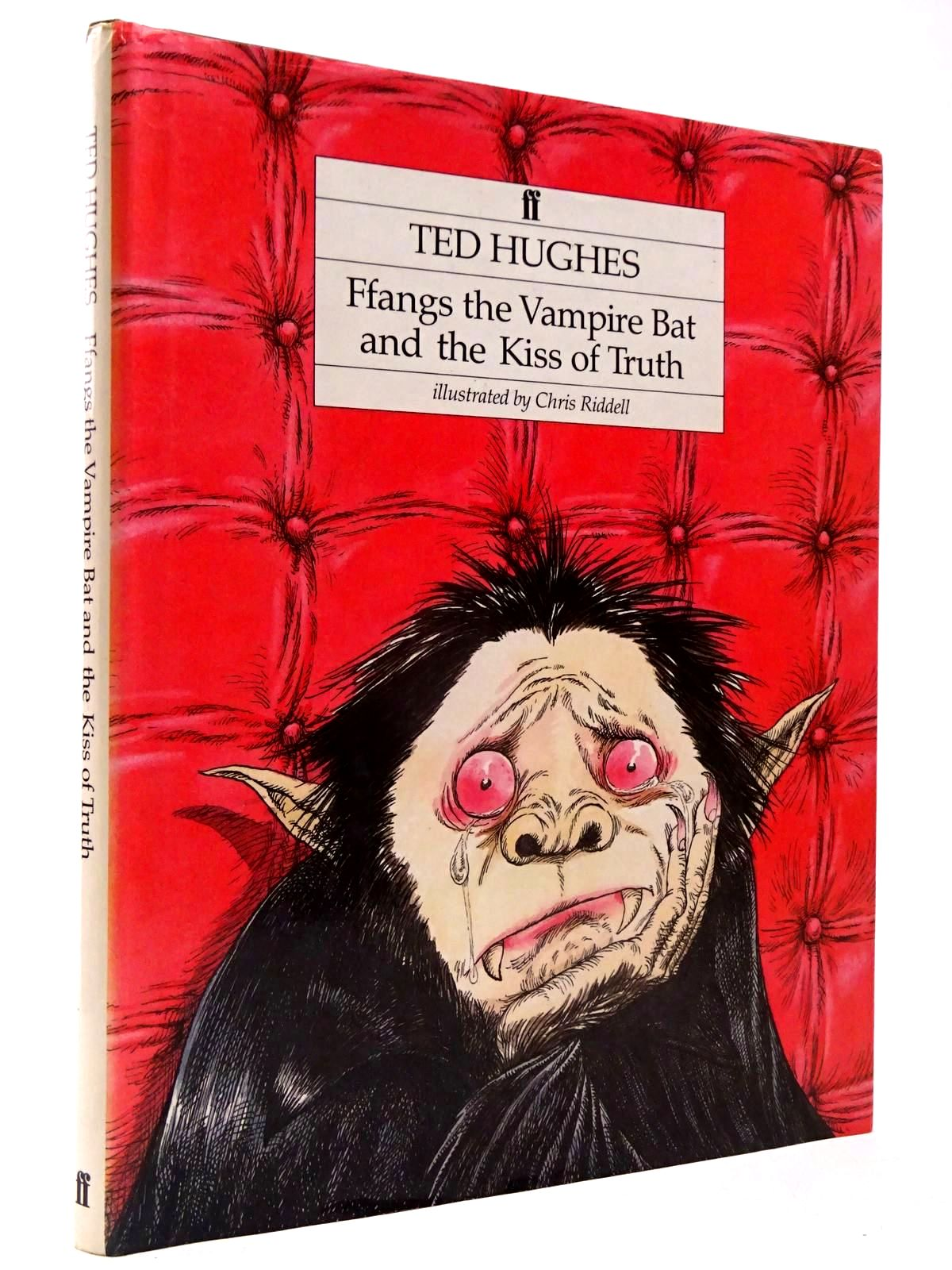 Photo of FFANGS THE VAMPIRE BAT AND THE KISS OF TRUTH written by Hughes, Ted illustrated by Riddell, Chris published by Faber & Faber (STOCK CODE: 2130342)  for sale by Stella & Rose's Books