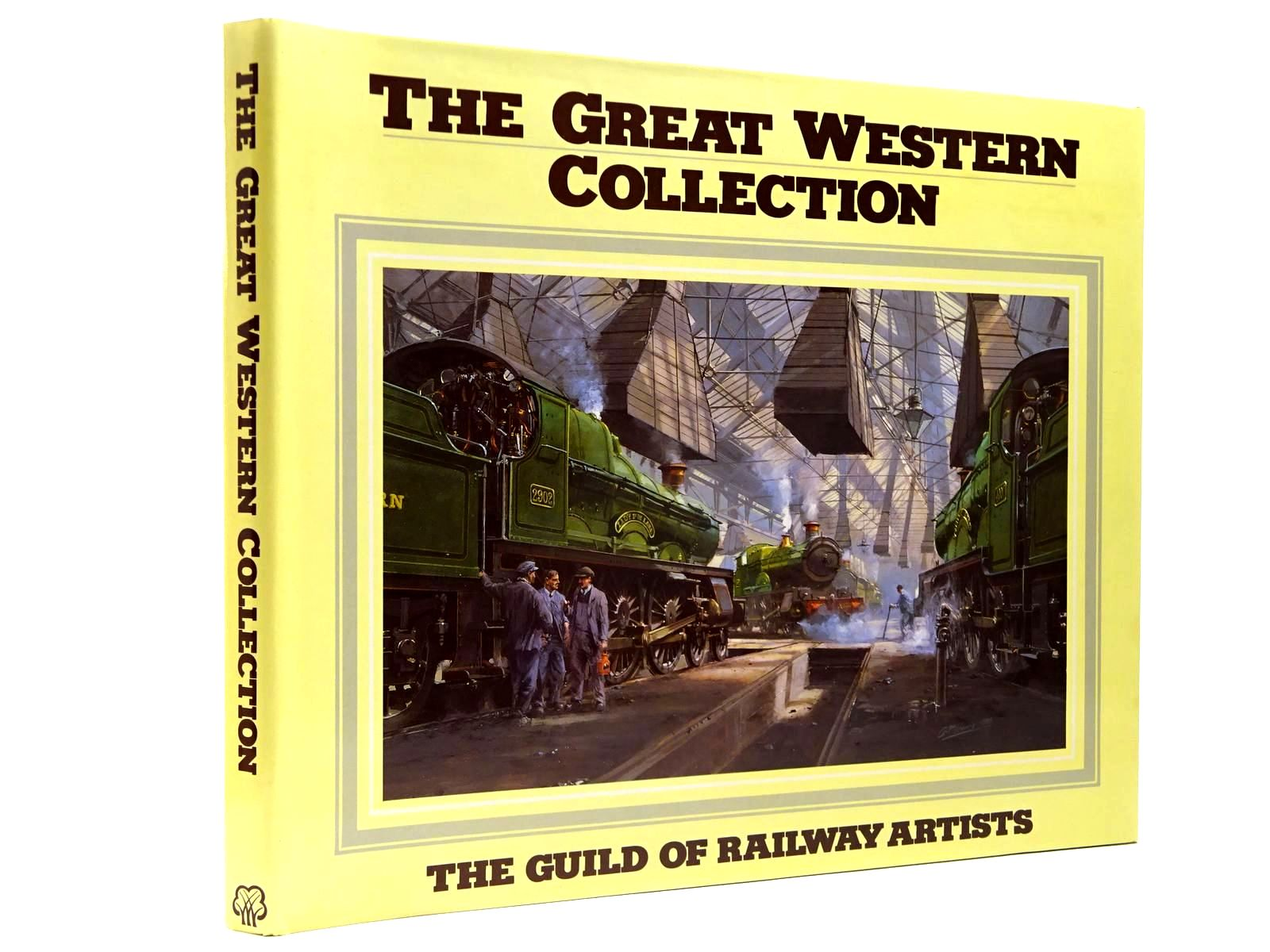 Photo of THE GREAT WESTERN COLLECTION written by Hollingsworth, Brian published by New Orchard Editions Ltd (STOCK CODE: 2130377)  for sale by Stella & Rose's Books