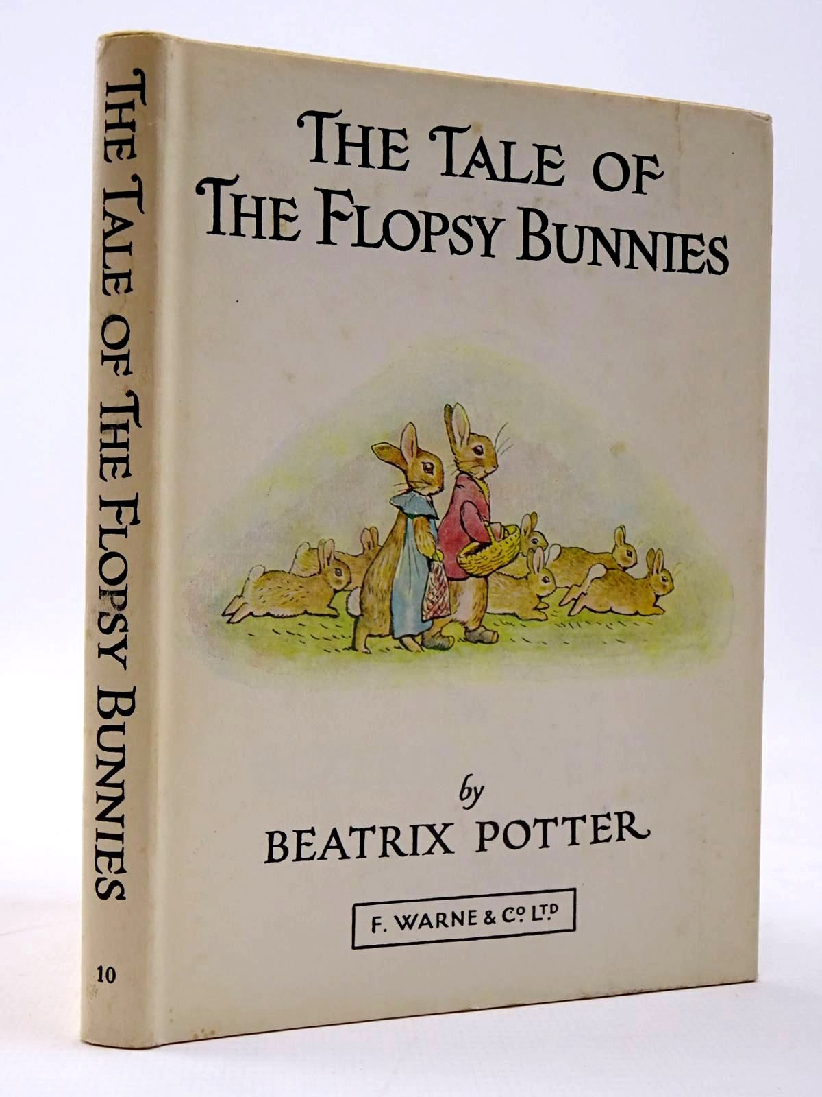 Photo of THE TALE OF THE FLOPSY BUNNIES written by Potter, Beatrix illustrated by Potter, Beatrix published by Frederick Warne & Co Ltd. (STOCK CODE: 2130402)  for sale by Stella & Rose's Books