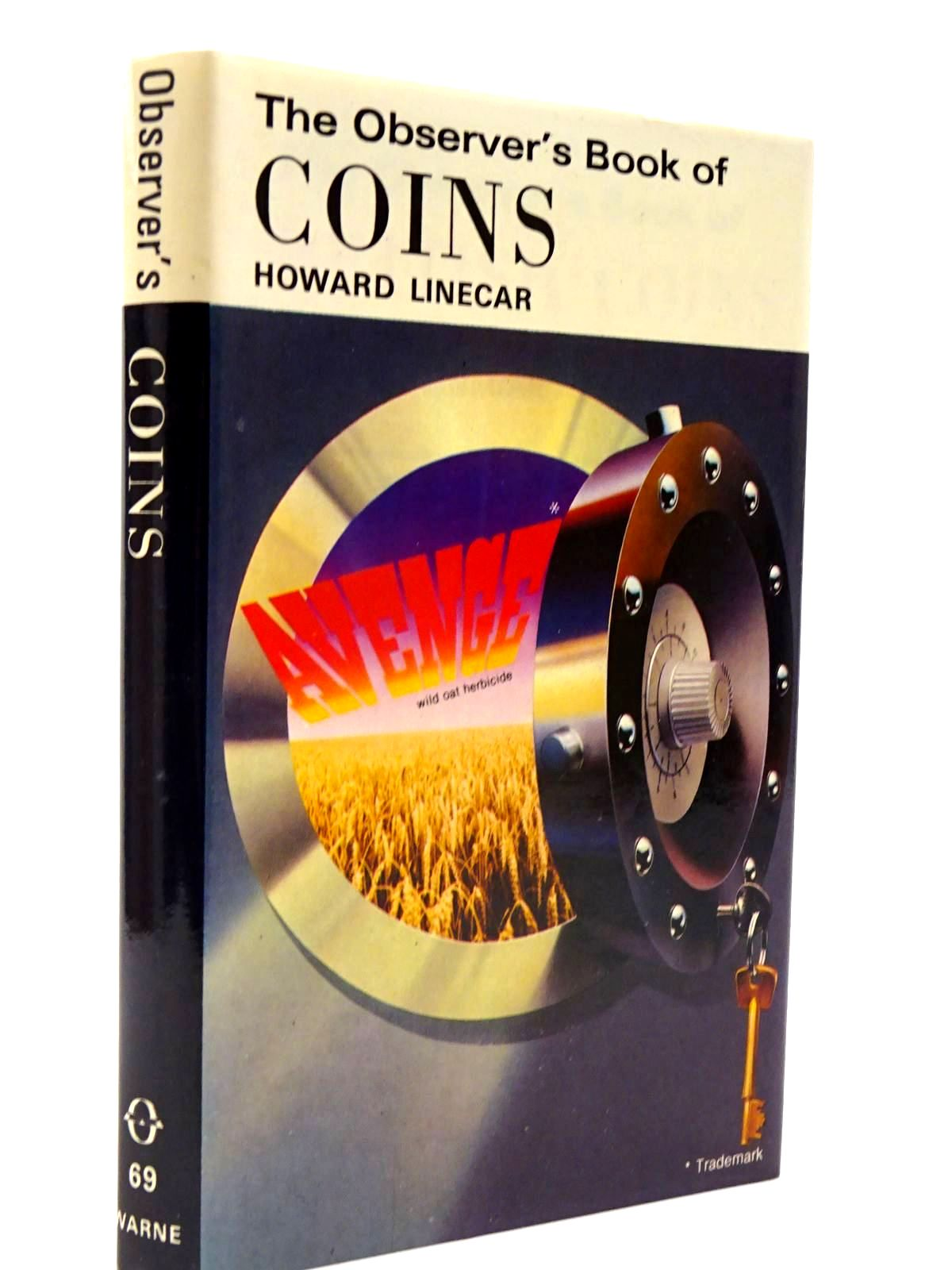 Photo of THE OBSERVER'S BOOK OF BRITISH COINS (CYANAMID WRAPPER) written by Linecar, Howard W.A. published by Frederick Warne (STOCK CODE: 2130417)  for sale by Stella & Rose's Books