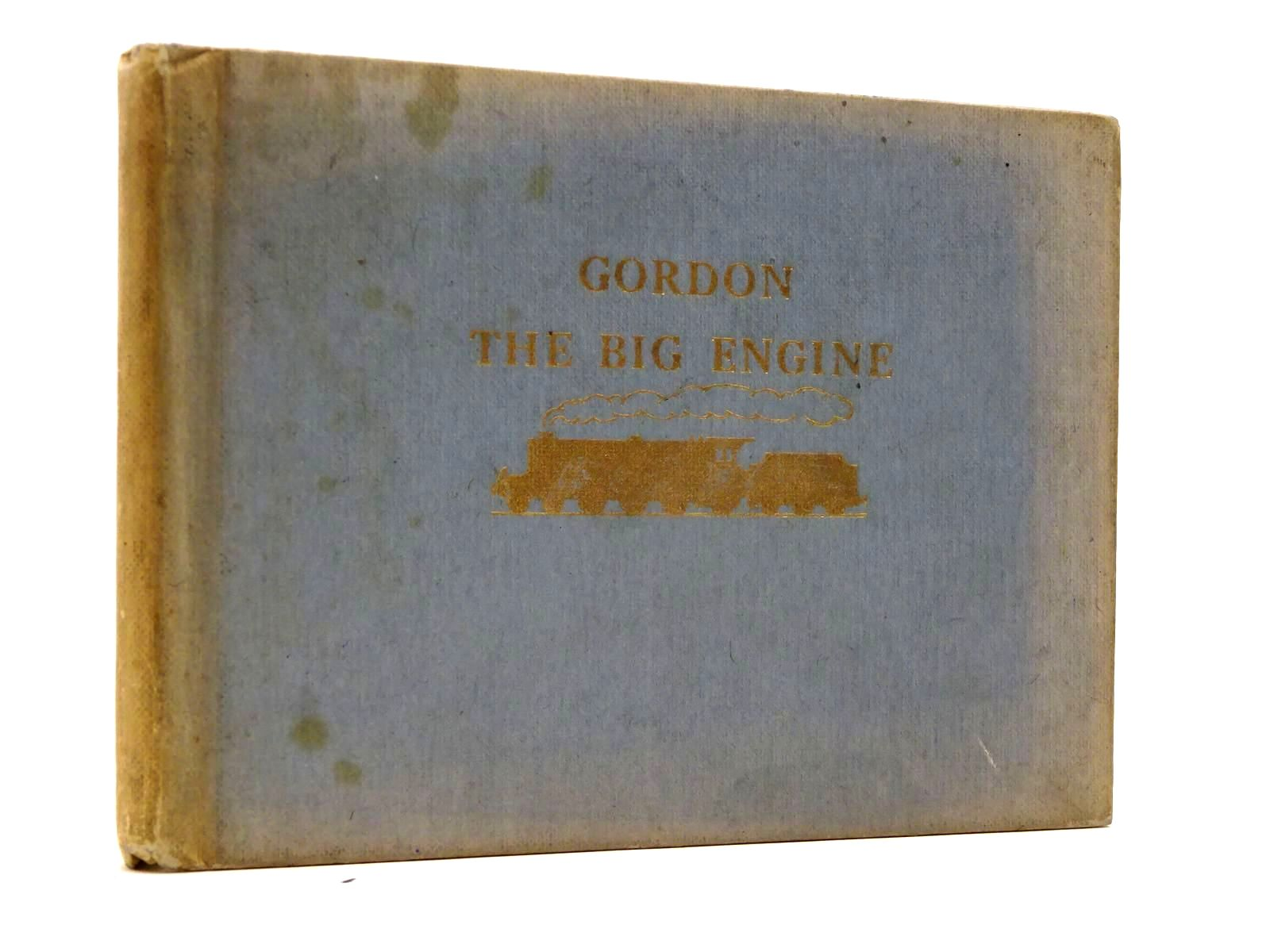 Photo of GORDON THE BIG ENGINE written by Awdry, Rev. W. illustrated by Dalby, C. Reginald published by Edmund Ward Ltd. (STOCK CODE: 2130426)  for sale by Stella & Rose's Books