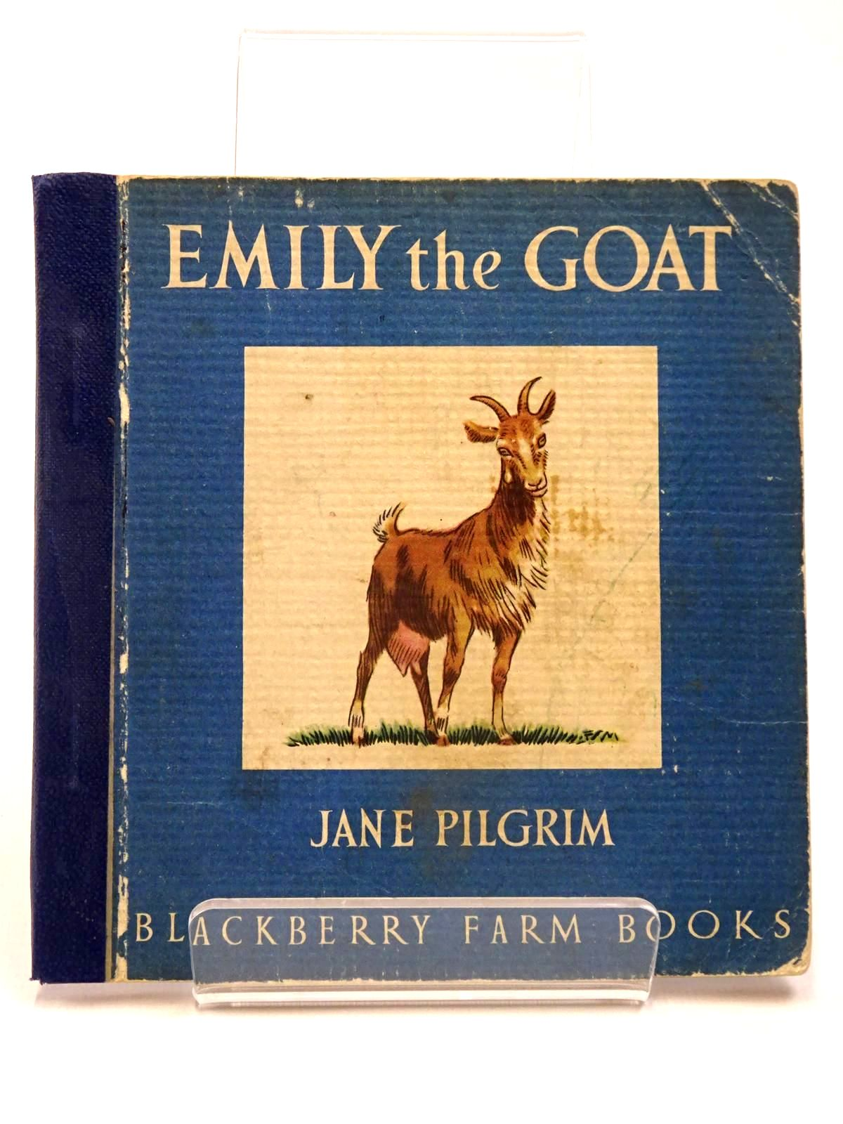 Photo of EMILY THE GOAT written by Pilgrim, Jane illustrated by May, F. Stocks published by Brockhampton Press (STOCK CODE: 2130440)  for sale by Stella & Rose's Books