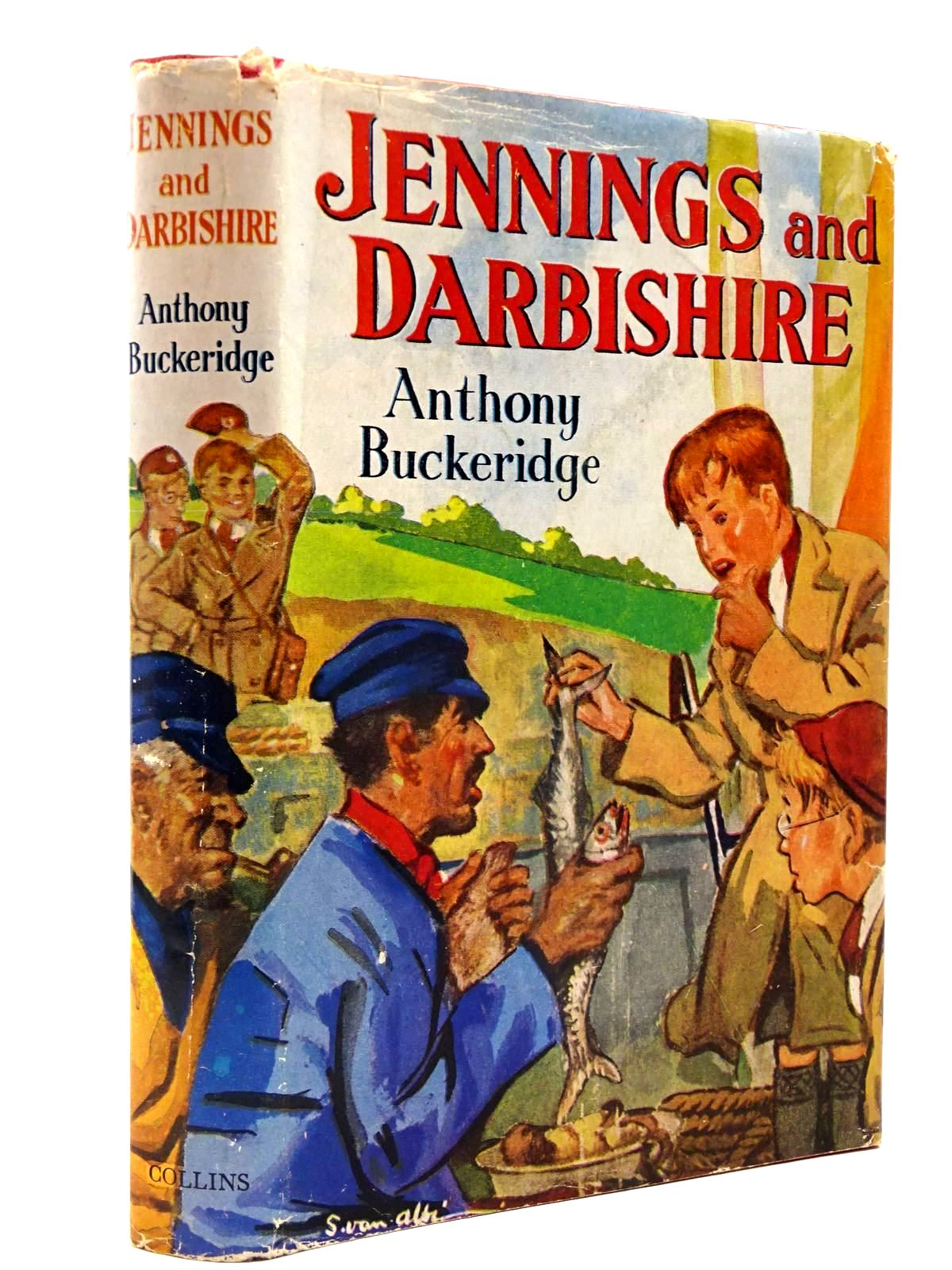Photo of JENNINGS AND DARBISHIRE written by Buckeridge, Anthony published by Collins (STOCK CODE: 2130501)  for sale by Stella & Rose's Books