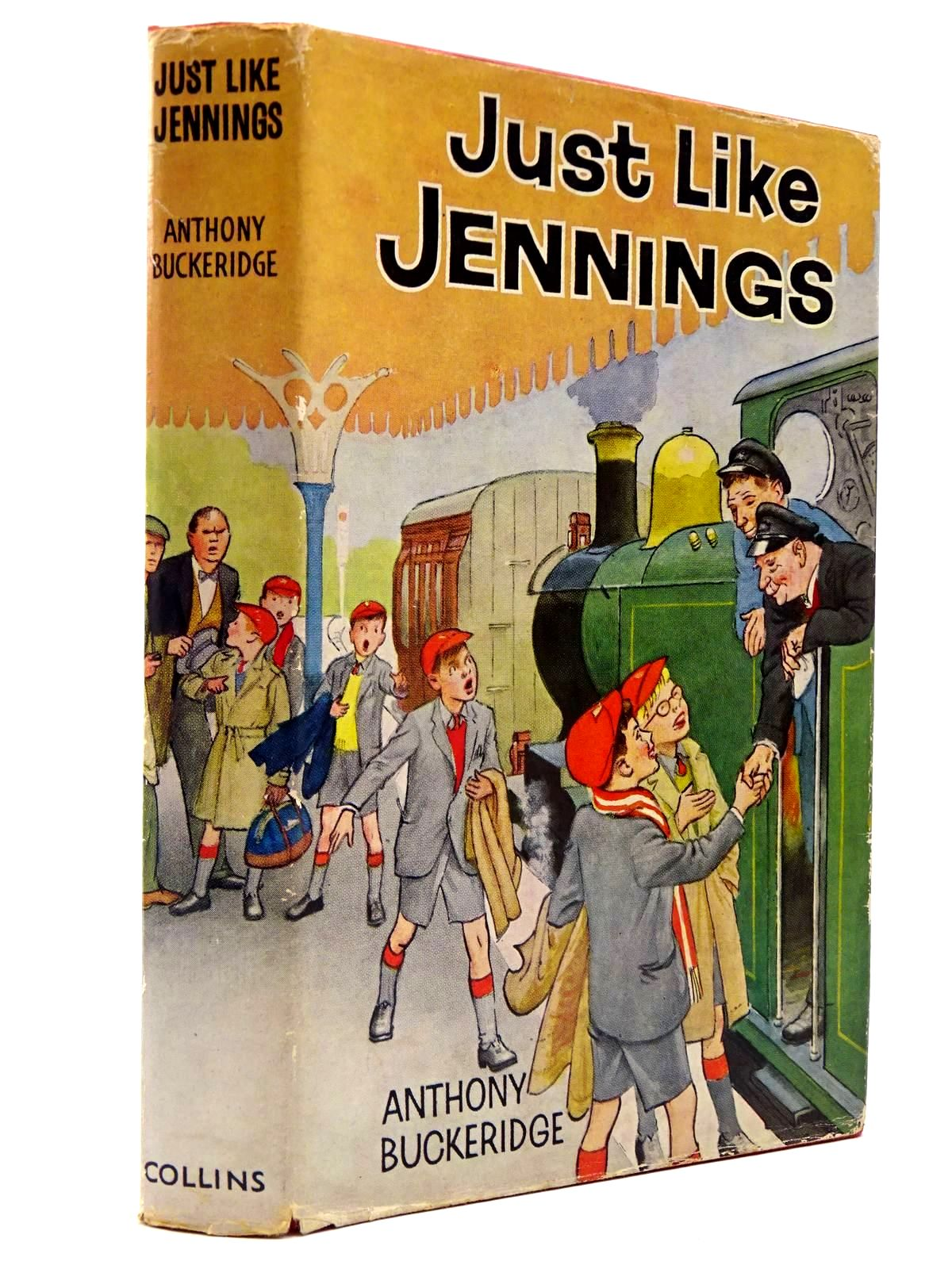 Photo of JUST LIKE JENNINGS- Stock Number: 2130504