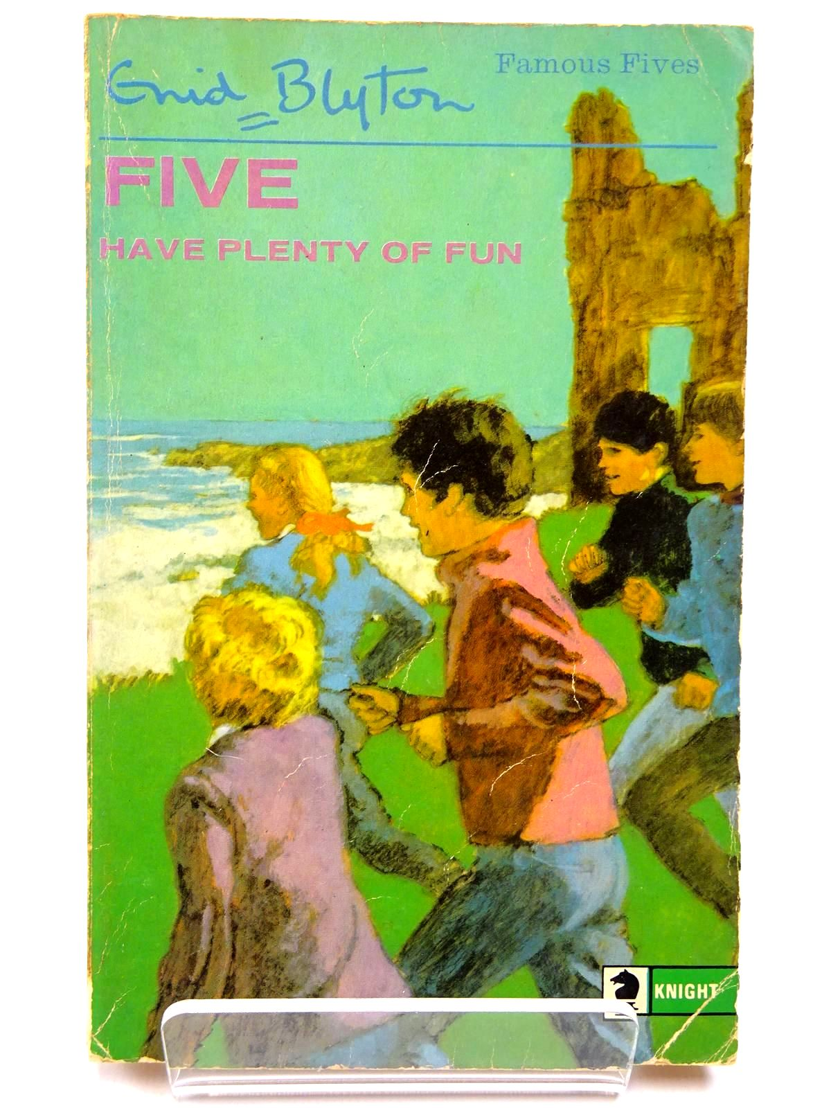 Photo of FIVE HAVE PLENTY OF FUN- Stock Number: 2130557