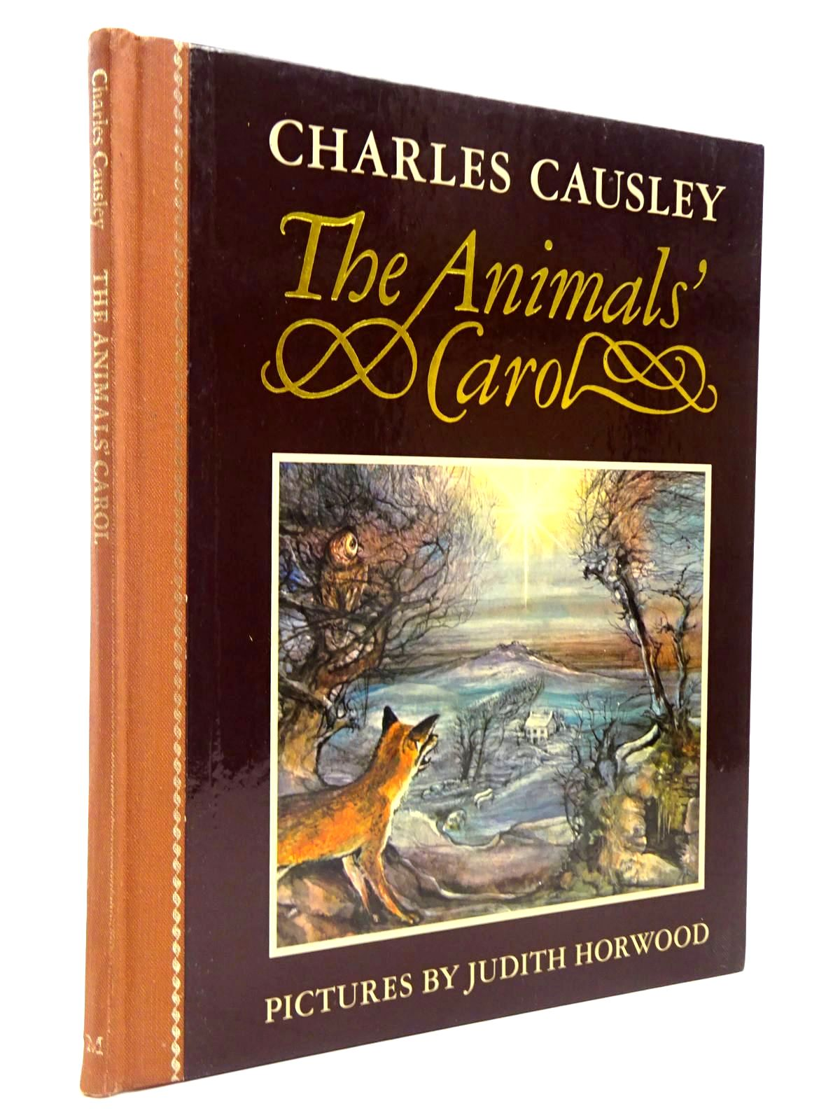 Photo of THE ANIMALS' CAROL written by Causley, Charles illustrated by Horwood, Judith published by Macmillan London Limited (STOCK CODE: 2130582)  for sale by Stella & Rose's Books