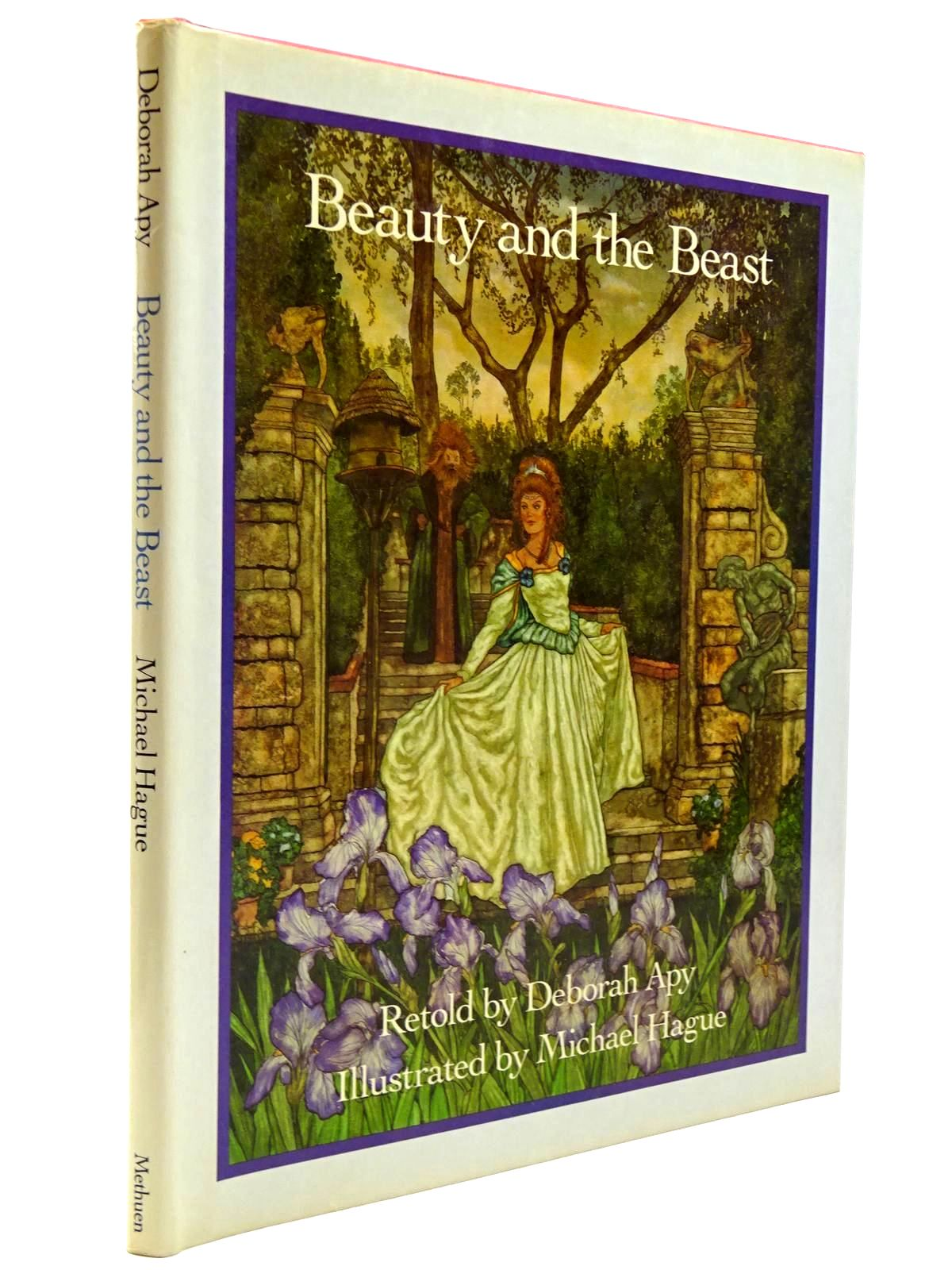 Photo of BEAUTY AND THE BEAST written by Apy, Deborah illustrated by Hague, Michael published by Methuen Children's Books (STOCK CODE: 2130629)  for sale by Stella & Rose's Books