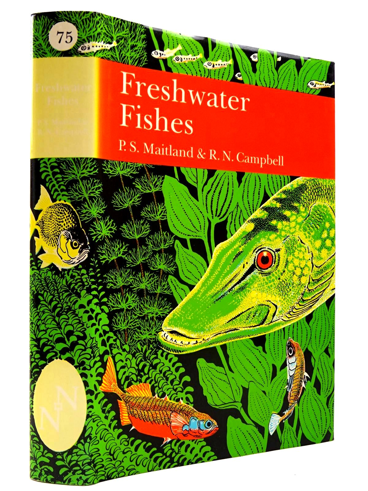 Photo of FRESHWATER FISHES OF THE BRITISH ISLES (NN 75) written by Maitland, Peter S.<br />Campbell, R. Niall published by Collins (STOCK CODE: 2130650)  for sale by Stella & Rose's Books