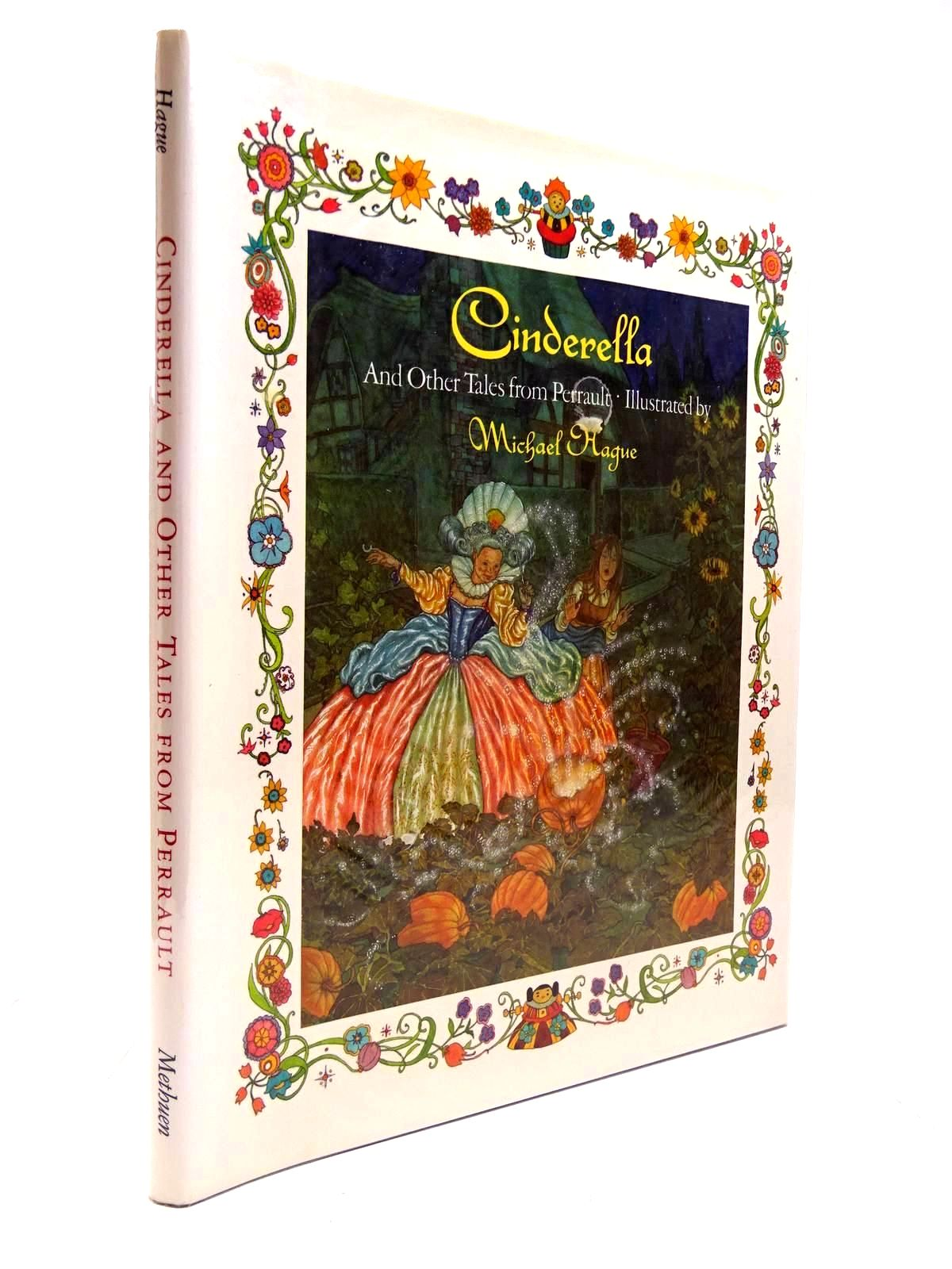 Photo of CINDERELLA AND OTHER TALES FROM PERRAULT written by Perrault, Charles illustrated by Hague, Michael published by Methuen Children's Books (STOCK CODE: 2130653)  for sale by Stella & Rose's Books