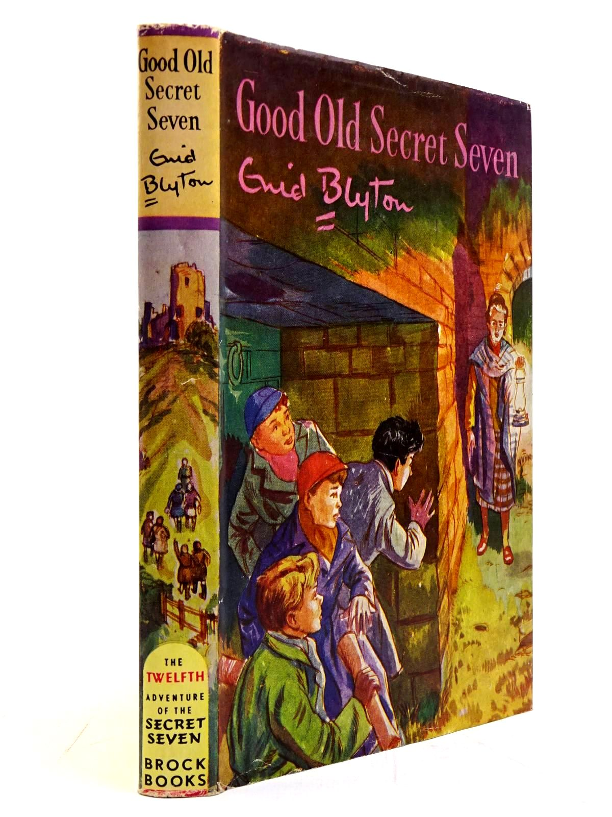 Photo of GOOD OLD SECRET SEVEN written by Blyton, Enid illustrated by Sharrocks, Burgess published by Brockhampton Press (STOCK CODE: 2130661)  for sale by Stella & Rose's Books