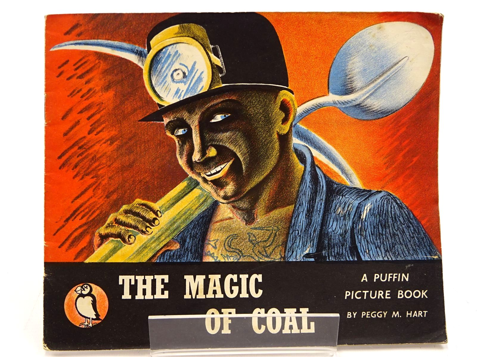 Photo of THE MAGIC OF COAL written by Hart, Peggy M. illustrated by Hart, Peggy M. published by Penguin Books (STOCK CODE: 2130685)  for sale by Stella & Rose's Books
