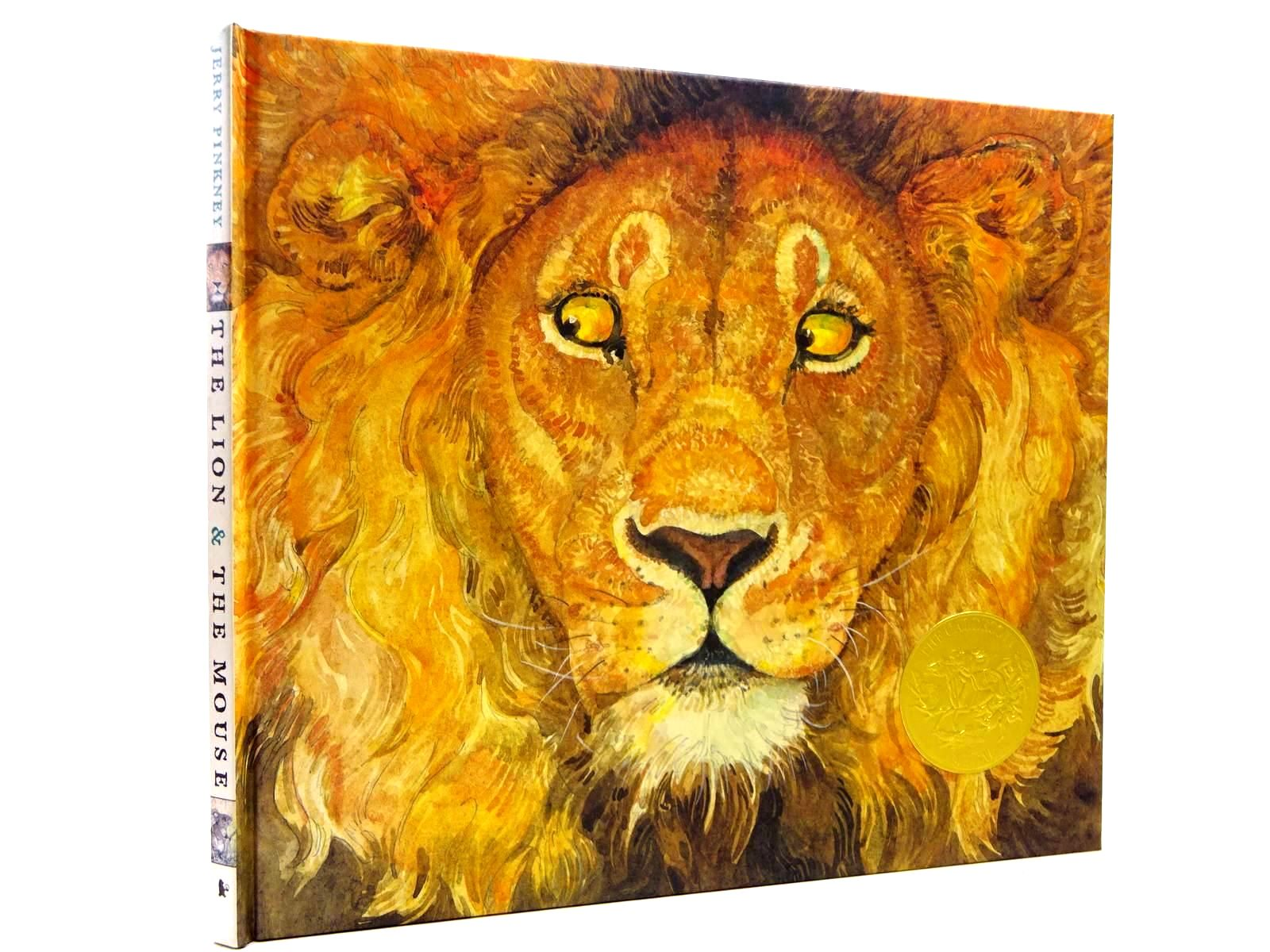 Photo of THE LION & THE MOUSE written by Aesop, illustrated by Pinkney, Jerry published by Walker Books (STOCK CODE: 2130706)  for sale by Stella & Rose's Books