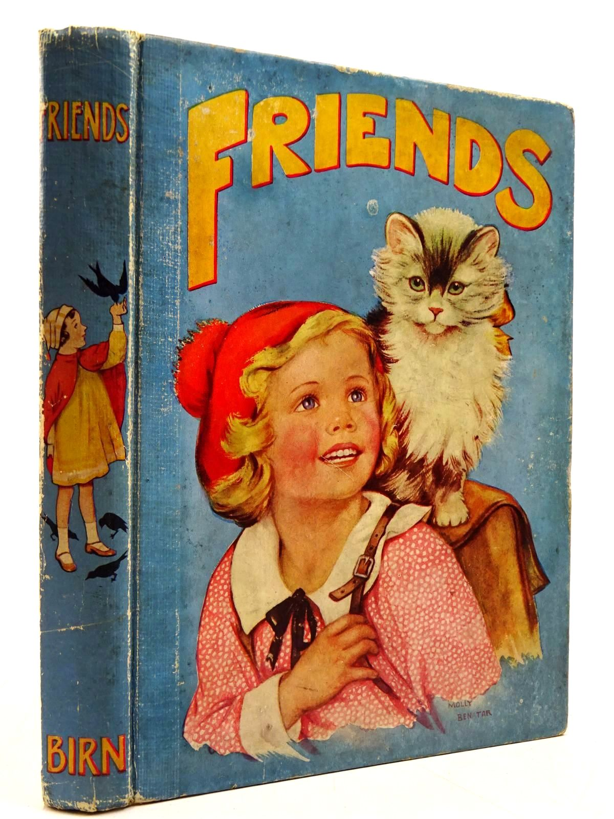 Photo of FRIENDS written by Groom, Arthur<br />Blyton, Enid<br />Ormsby, Ierne<br />et al, published by Birn Brothers Ltd. (STOCK CODE: 2130786)  for sale by Stella & Rose's Books
