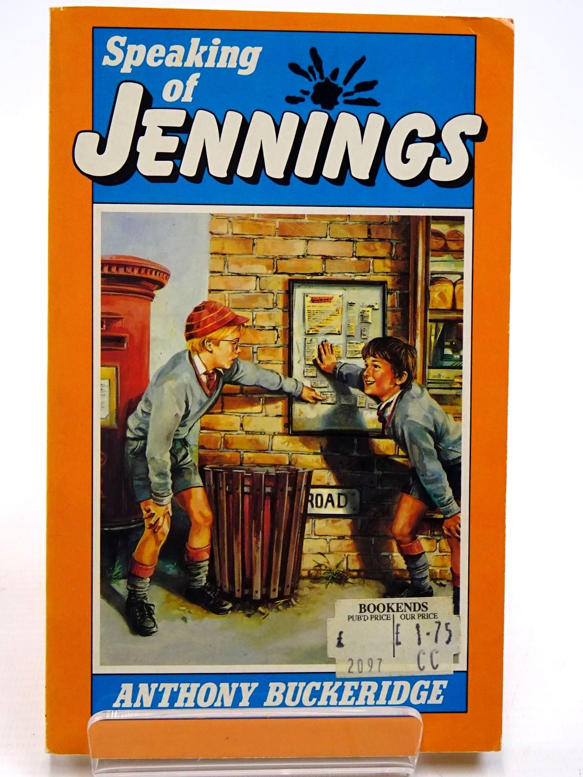 Photo of SPEAKING OF JENNINGS!- Stock Number: 2130811