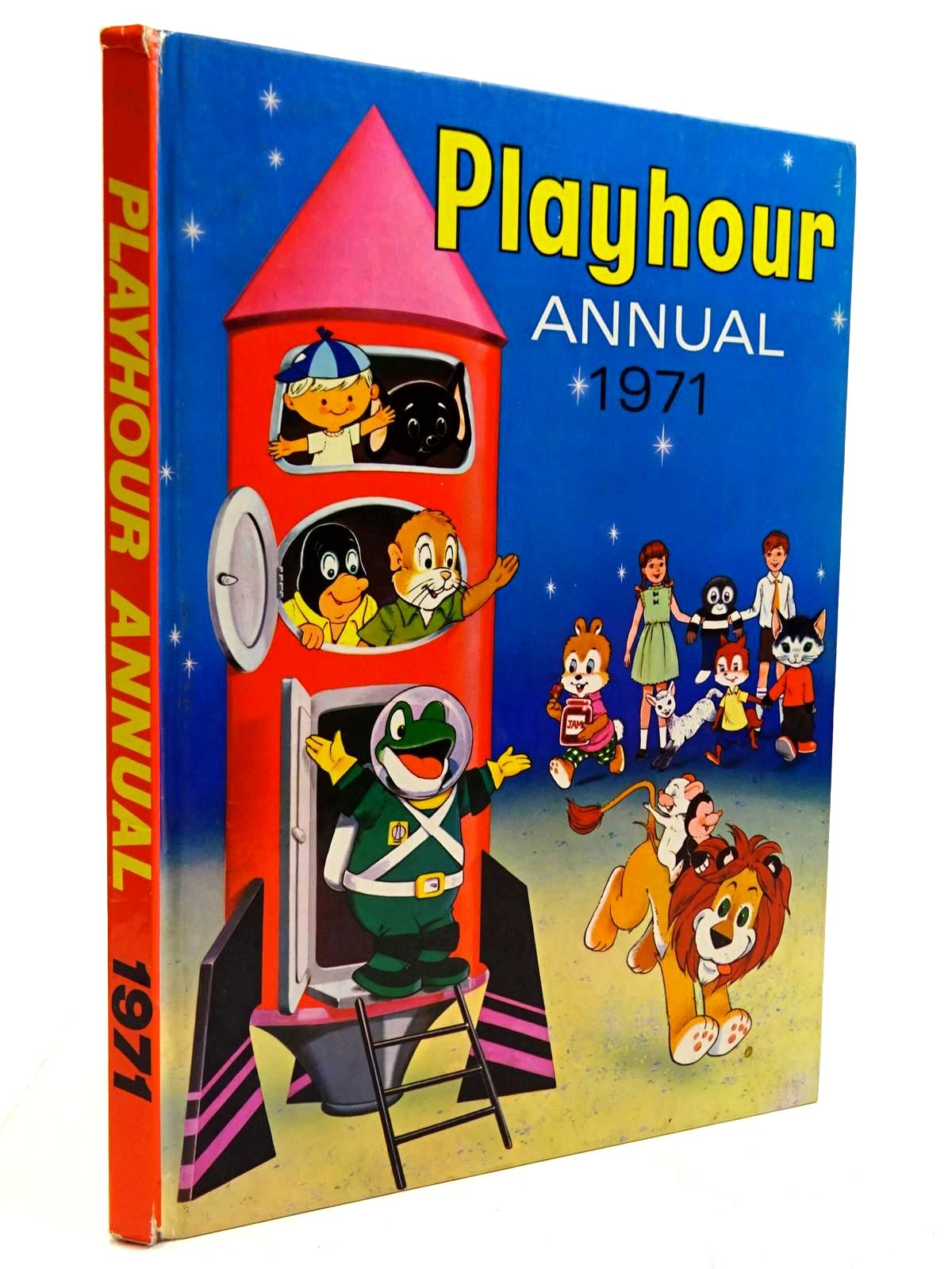Photo of PLAYHOUR ANNUAL 1971 published by IPC Magazines Ltd. (STOCK CODE: 2130829)  for sale by Stella & Rose's Books